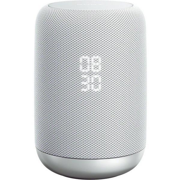 Sony LFS50GWCEK Speaker White Wireless Smart Speaker Google Assistant - WiFi