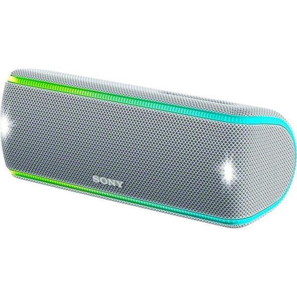 Sony SRSXB31WCE7 Portable Wireless Waterproof Speaker - White