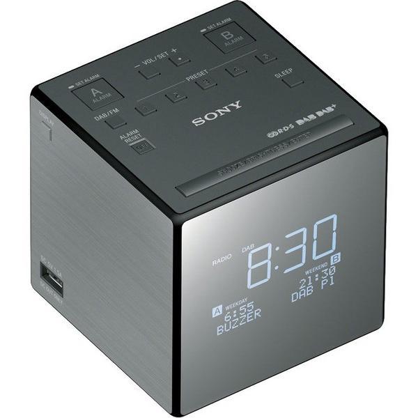 Sony XDRC1DBPCEK DAB Clock Radio