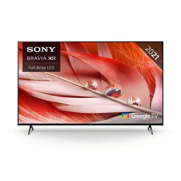 """Sony XR75X90JU 75"""" BRAVIA XR 4K HDR Full Array LED SMART Google TV"""