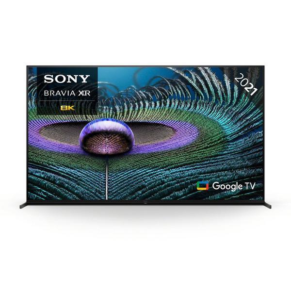 """Sony XR85Z9JU 85"""" BRAVIA XR MASTER Series Full Array 8K HDR LED SMART Google TV"""