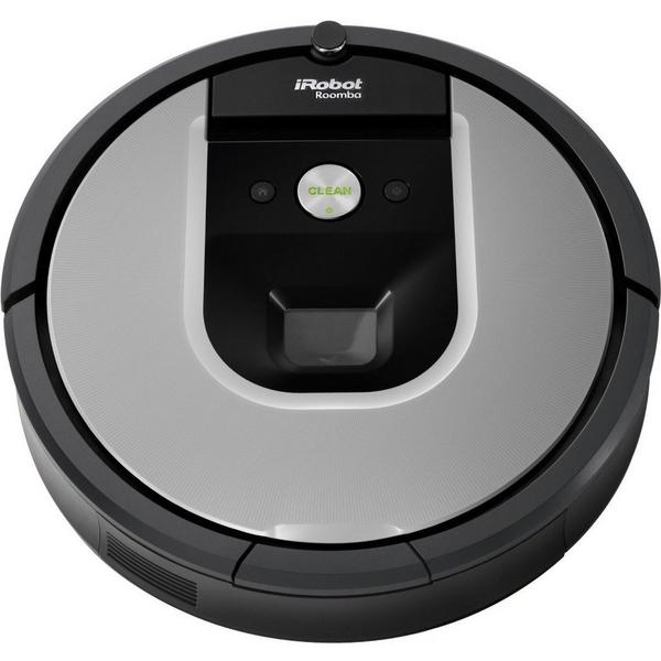 iRobot Roomba 965 Vacuum Cleaning Robot - Energy Rating A