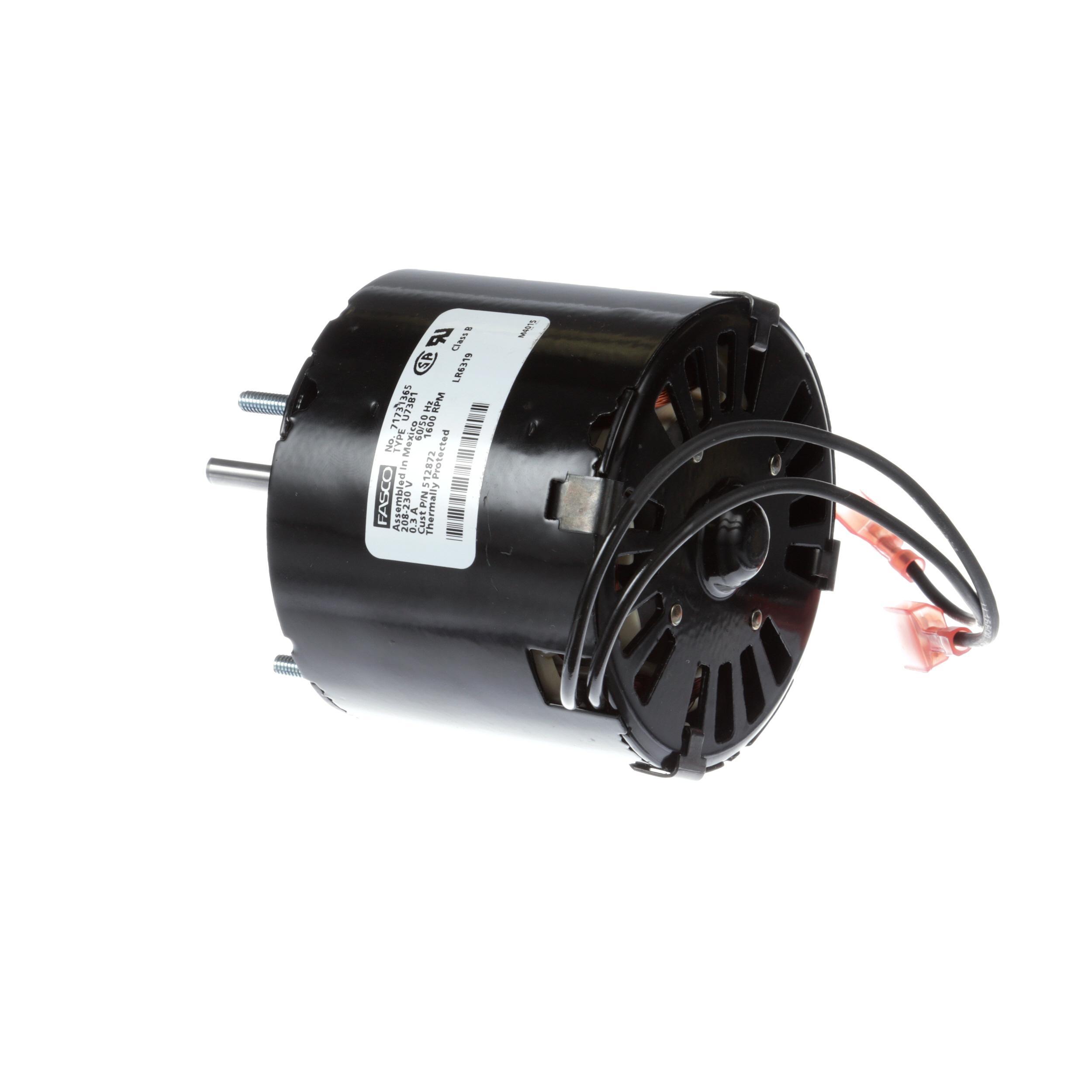Duke Fan Motor Part 512872