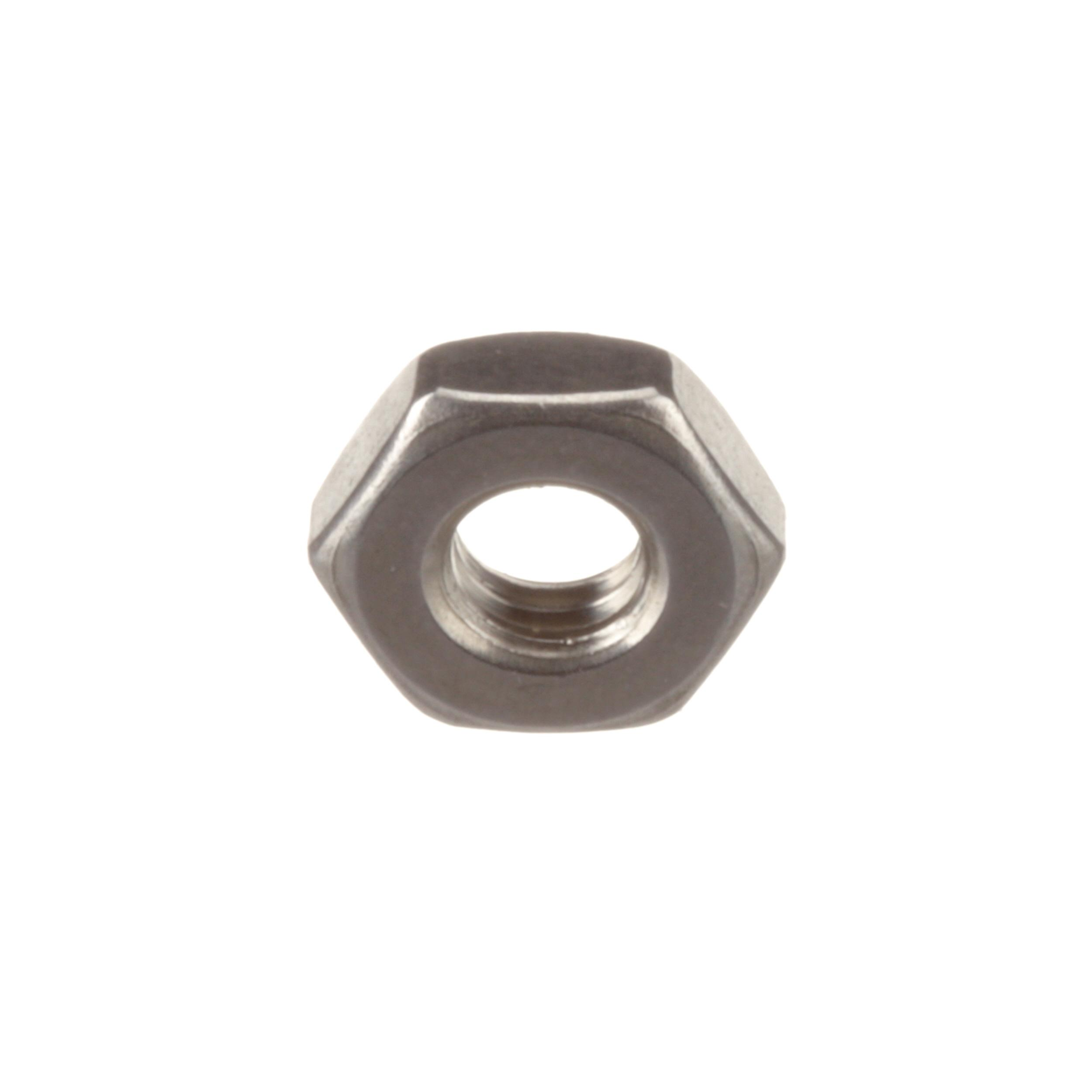 ALTO-SHAAM NUT,10-32,NF HEX MS,#18-8 S/S