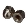 DELFIELD NUT,1/4-20,ACORN,S/S