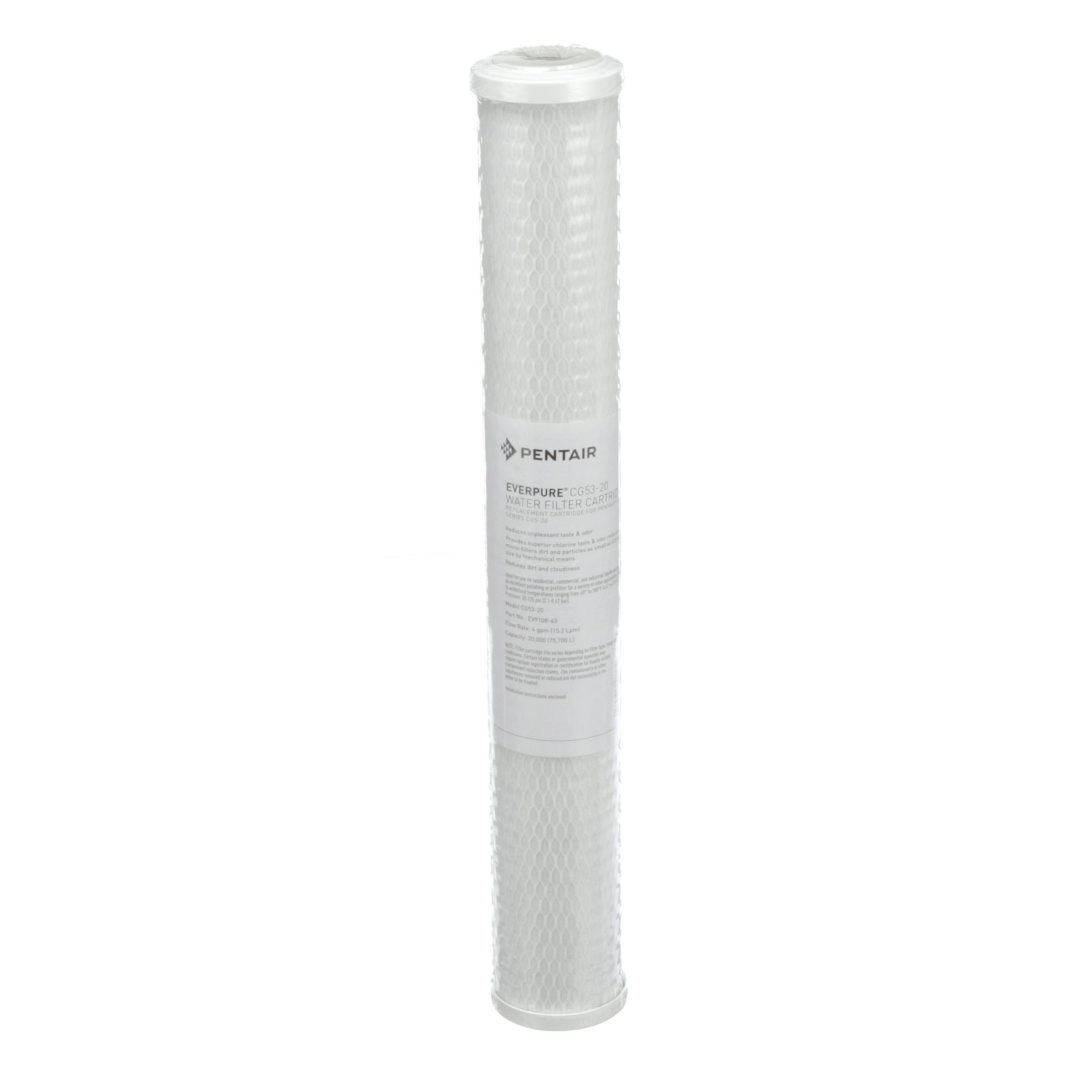 Everpure filter cartridge part ev910863 for Pentair everpure