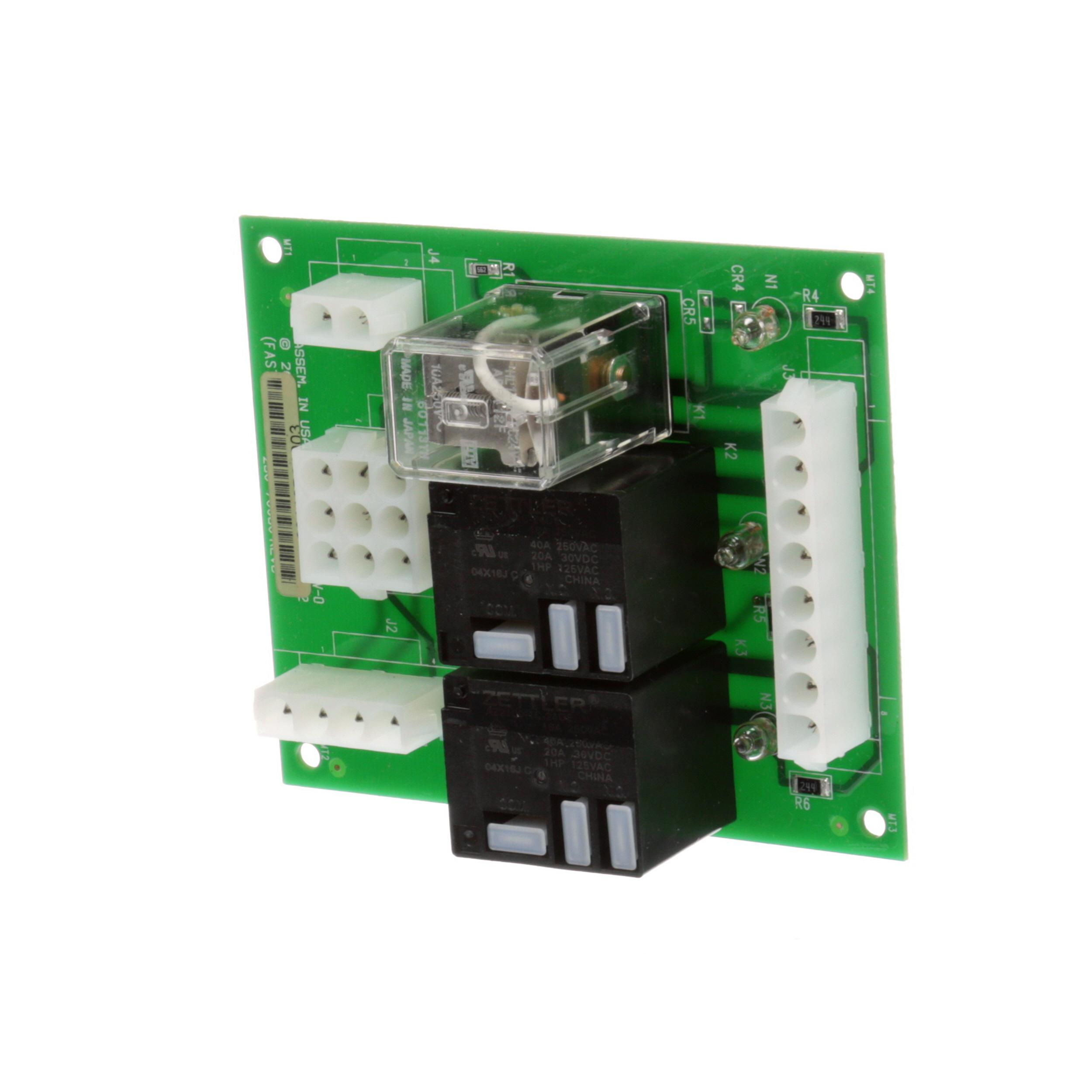 DUKE PCB ASSY 3 RELAY