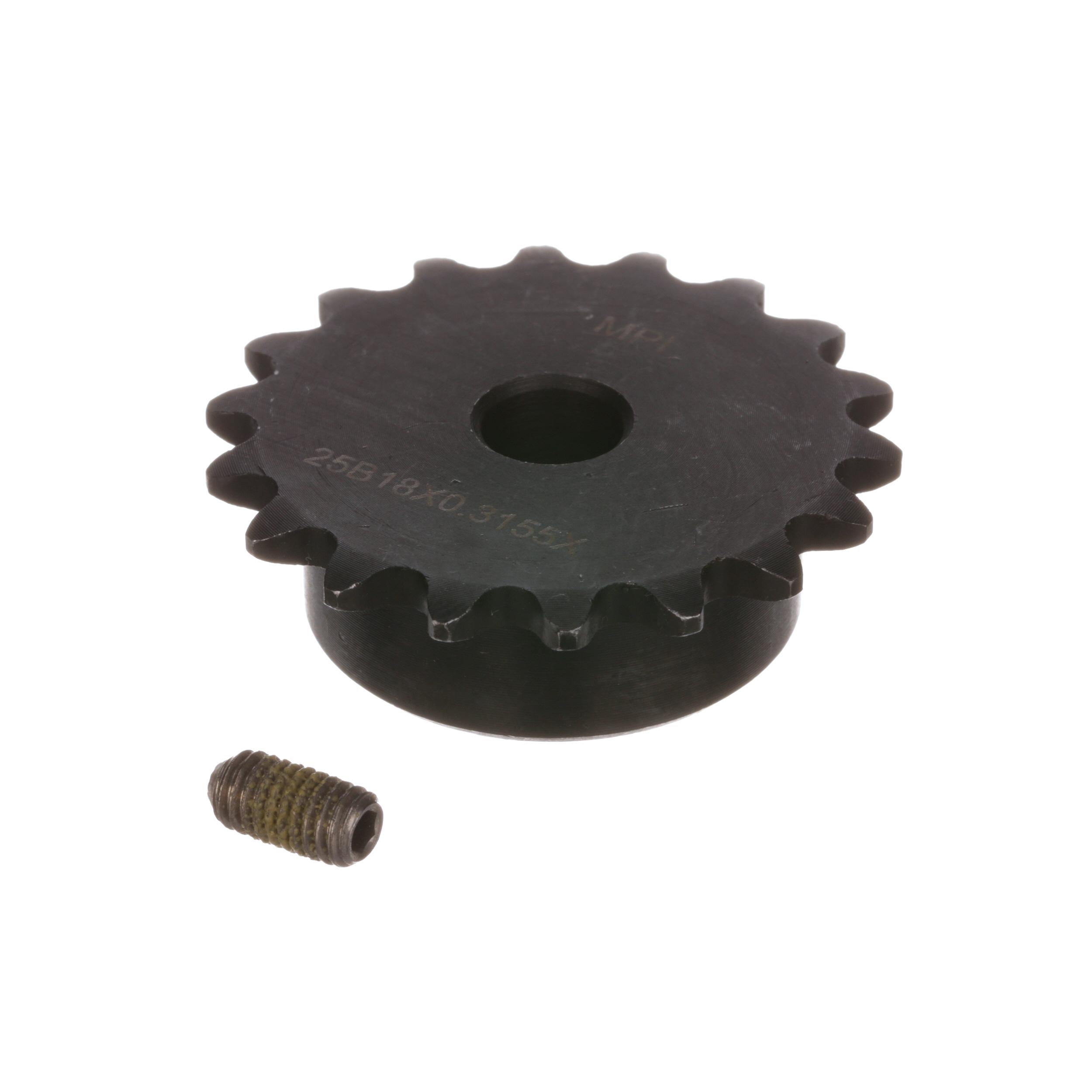 ANTUNES SPROCKET 25B18 5/16BORE KIT