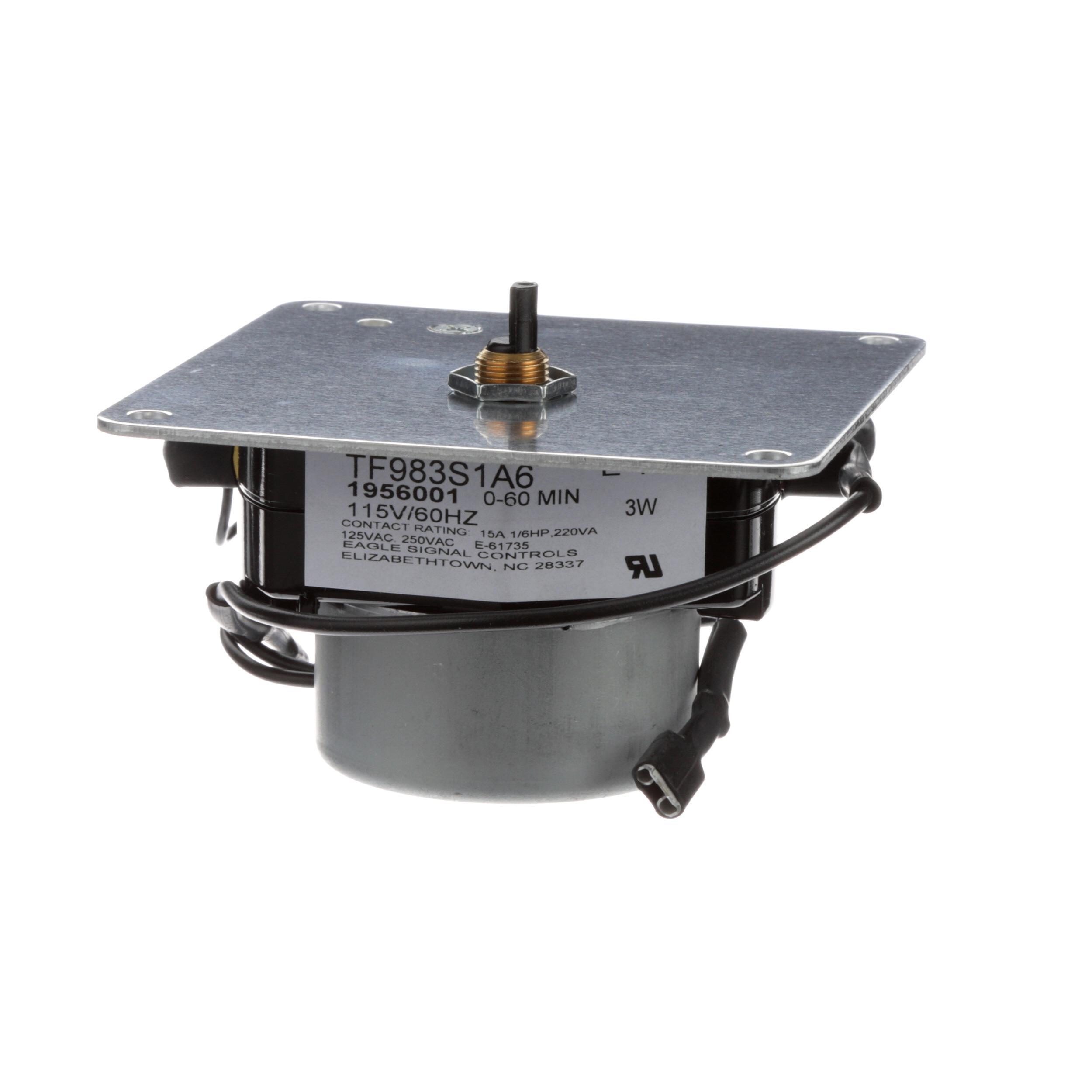 GARLAND TIMER - 1 HR- 115V W/ALARM