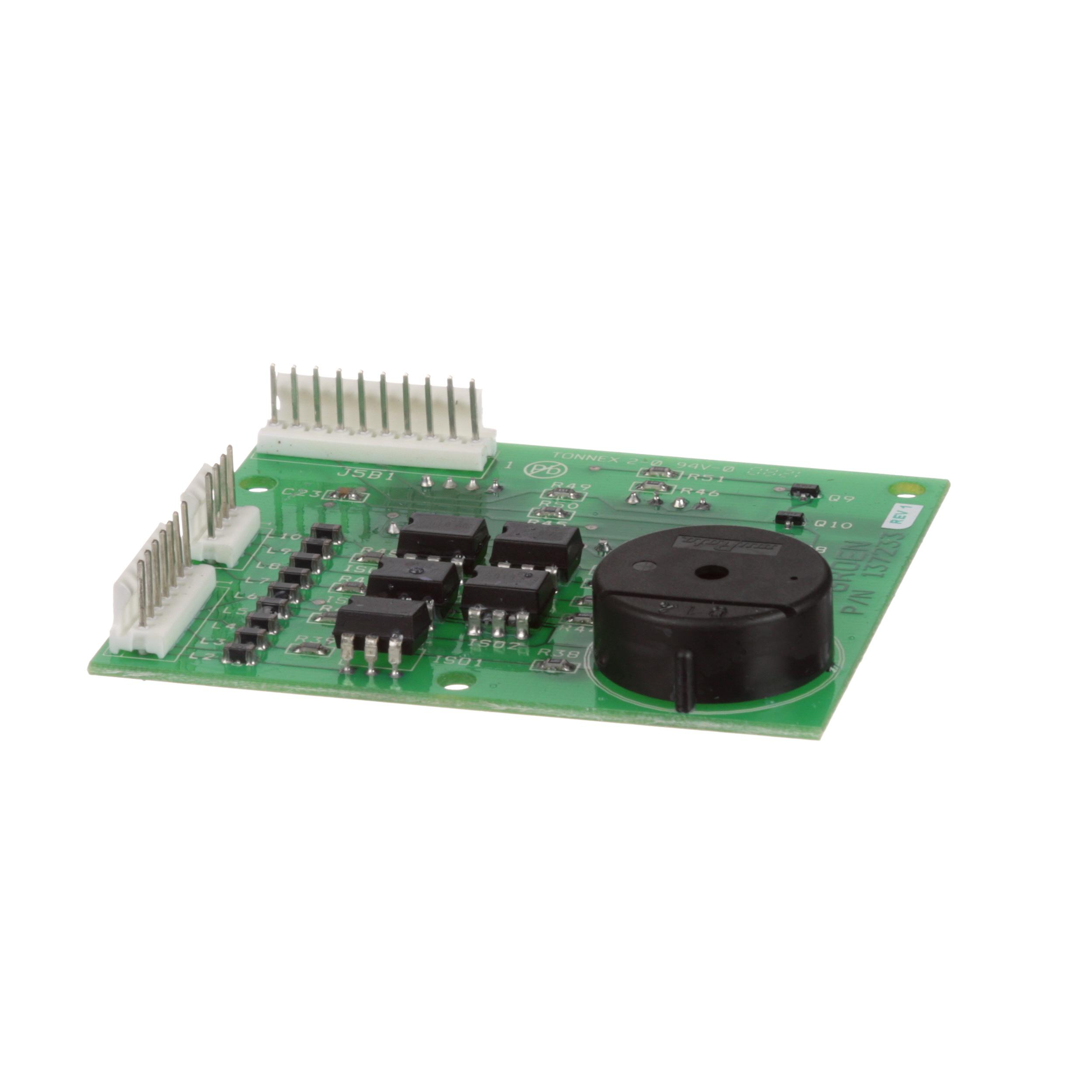 GROEN PC BOARD ASSY LGT & TIME
