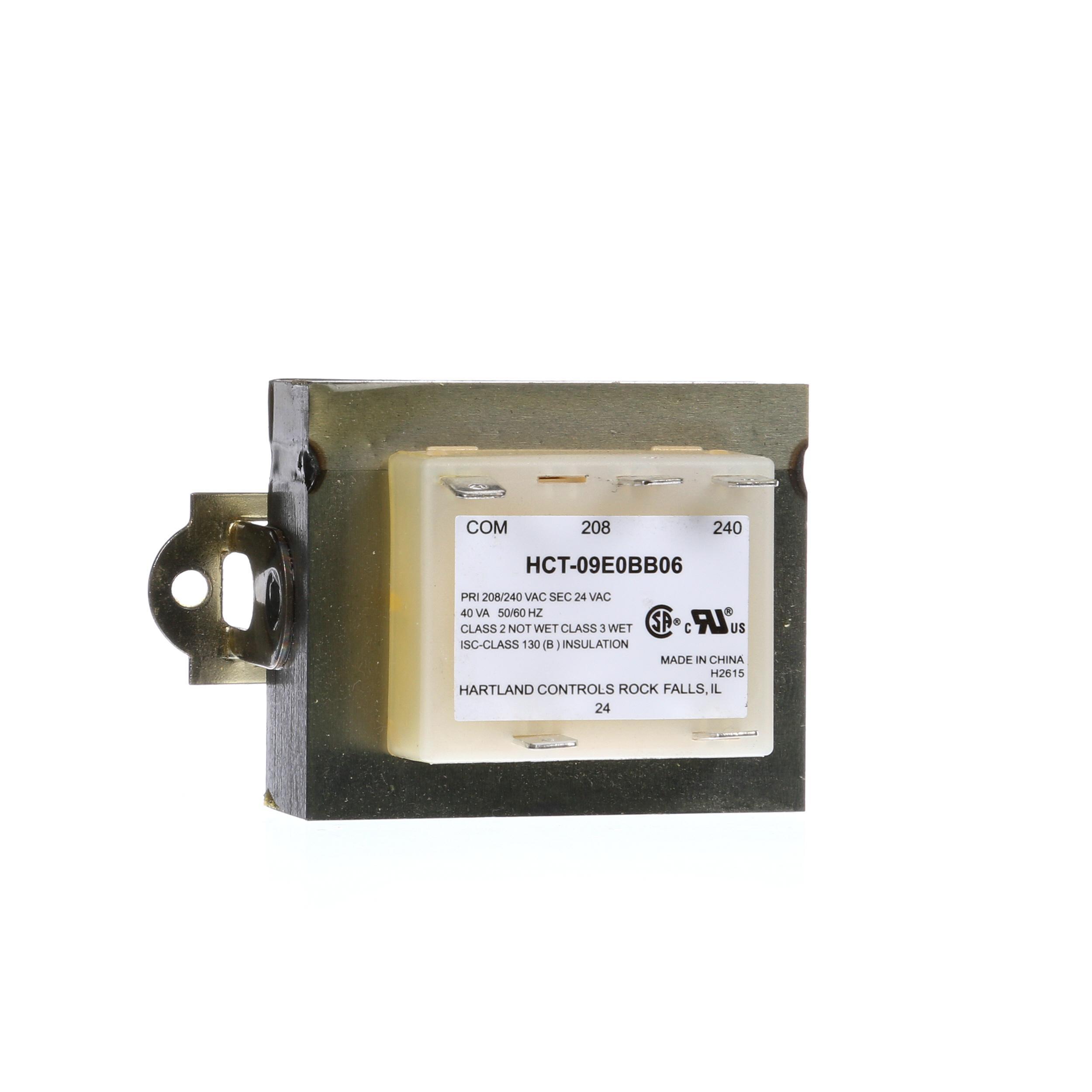 GROEN TRANSFORMER 208/240/24V
