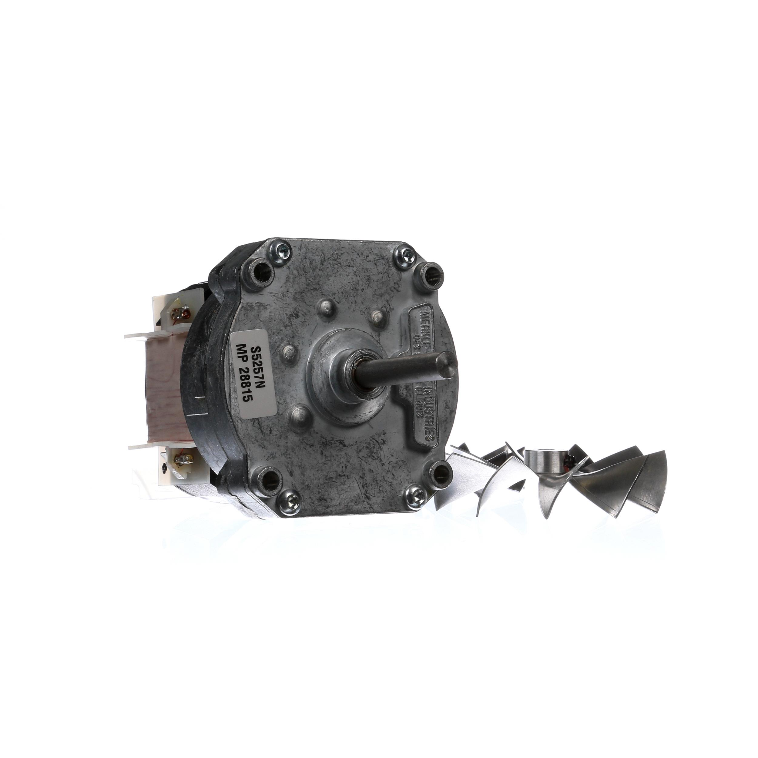 HATCO GEARMOTOR 6 RPM 208V