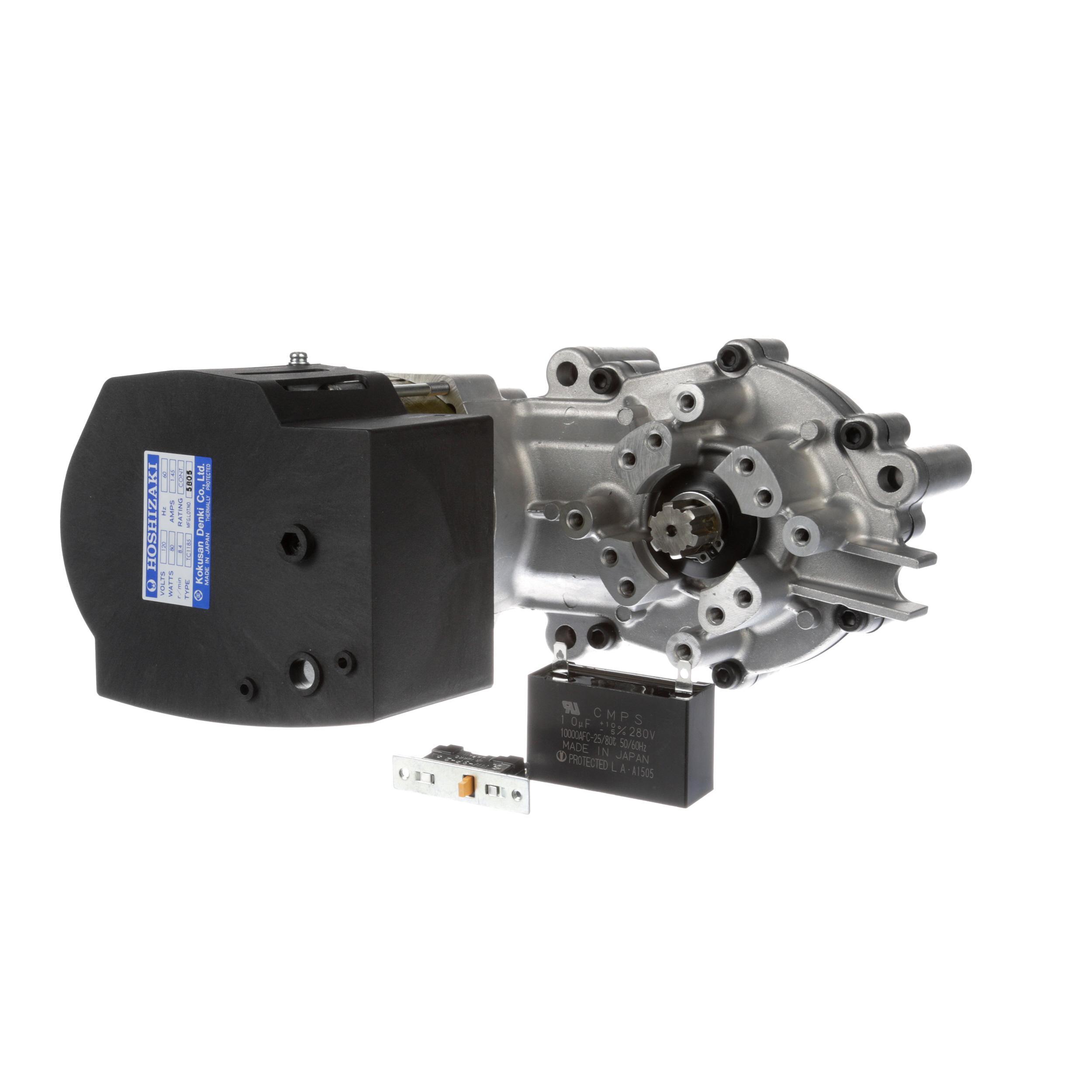 Hoshizaki Sa0103 Gear Motor Kit W 2u014 Part Sa0103