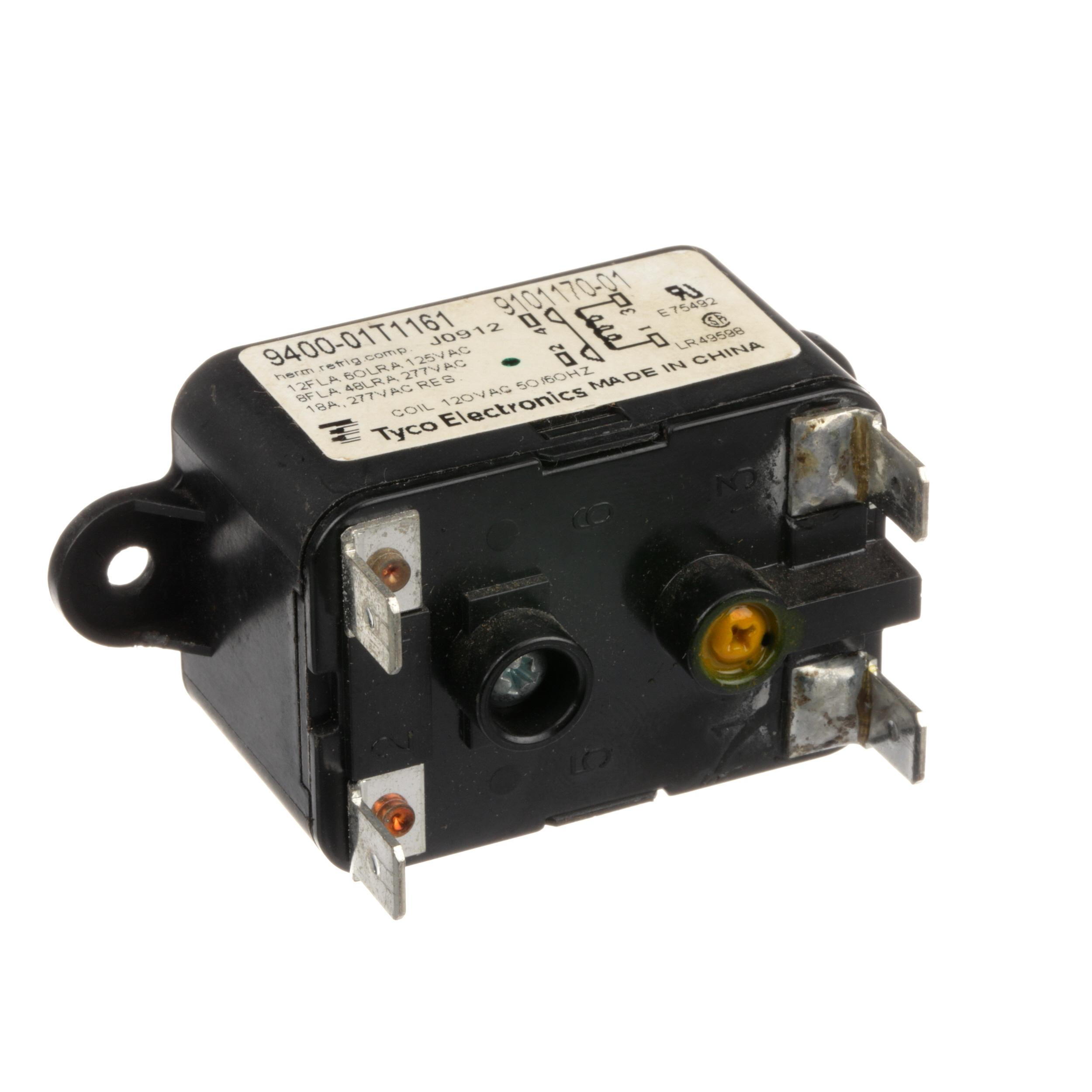 ICE-O-MATIC RELAY; AUGER MOTOR