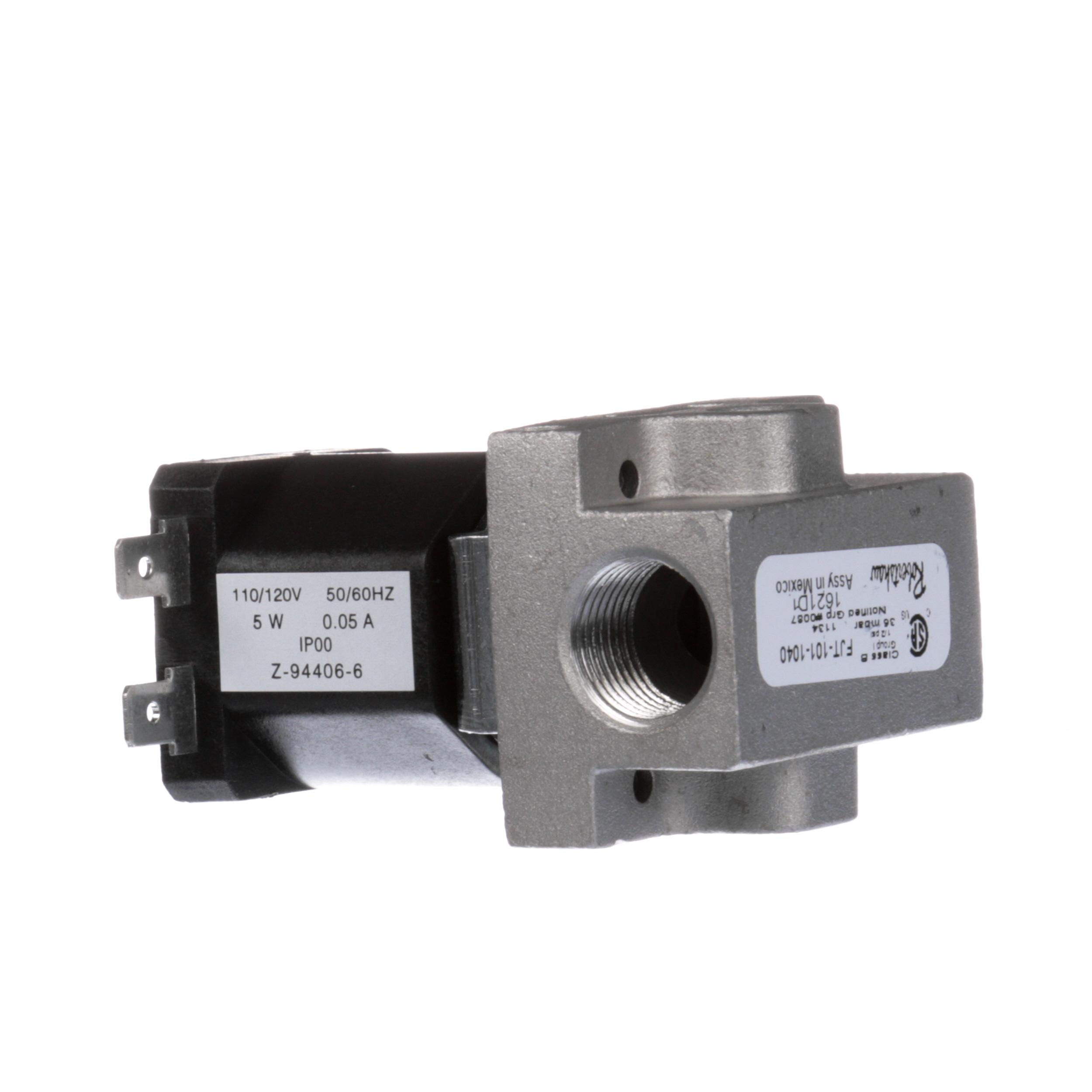 IMPERIAL SOLENOID GAS 120V 3/8 IN