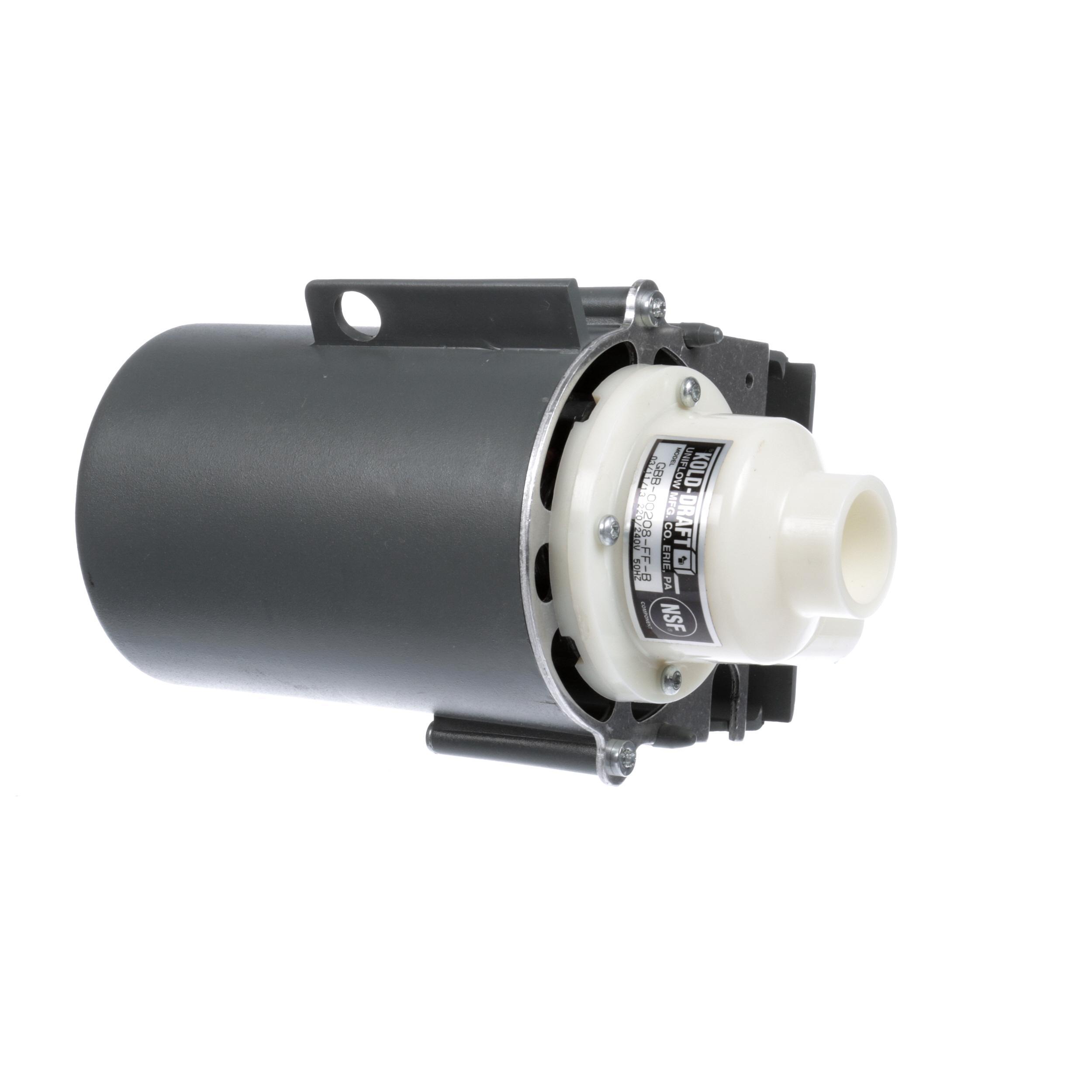 Kold draft water pump fan motor part gbr00208ffb for Water pump motor parts