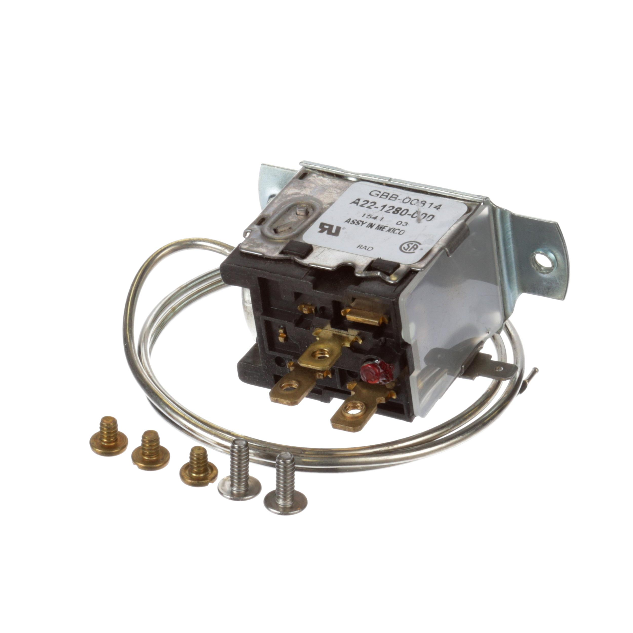 KOLD-DRAFT THERMOSTAT KIT