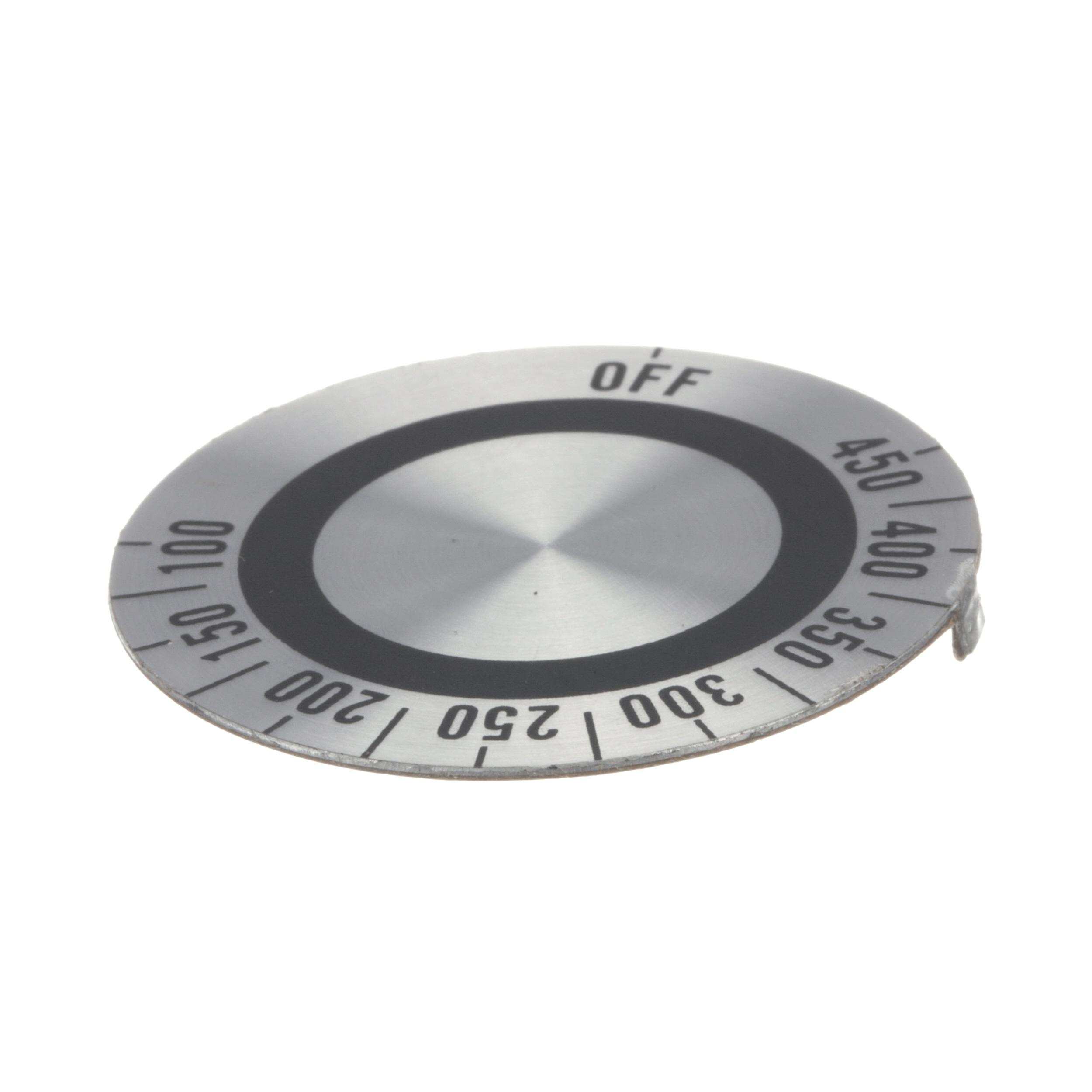 LANG DIAL PLATE; 450* T'STAT
