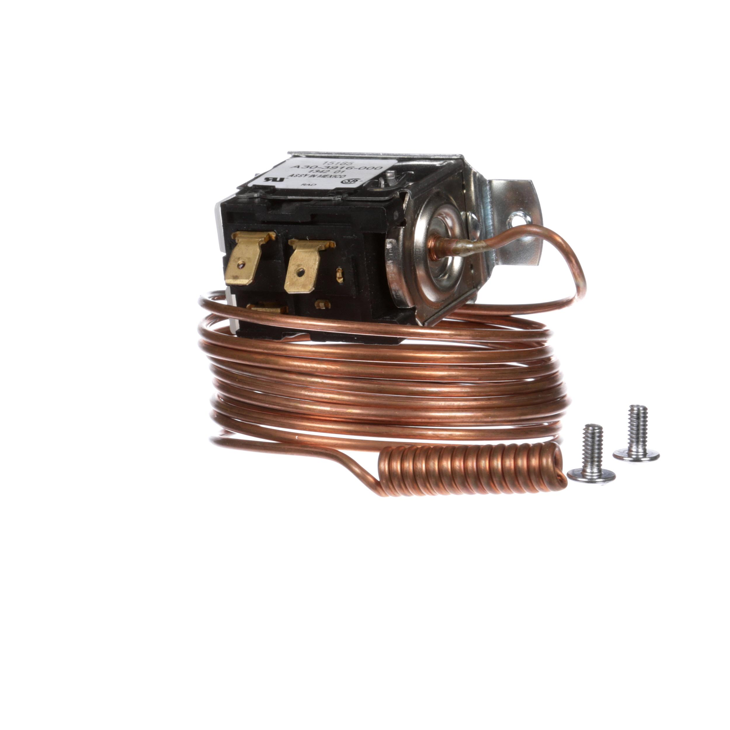 Mccall Controltemp Ranco Part Mcc15185 Controllers Temperature Controller