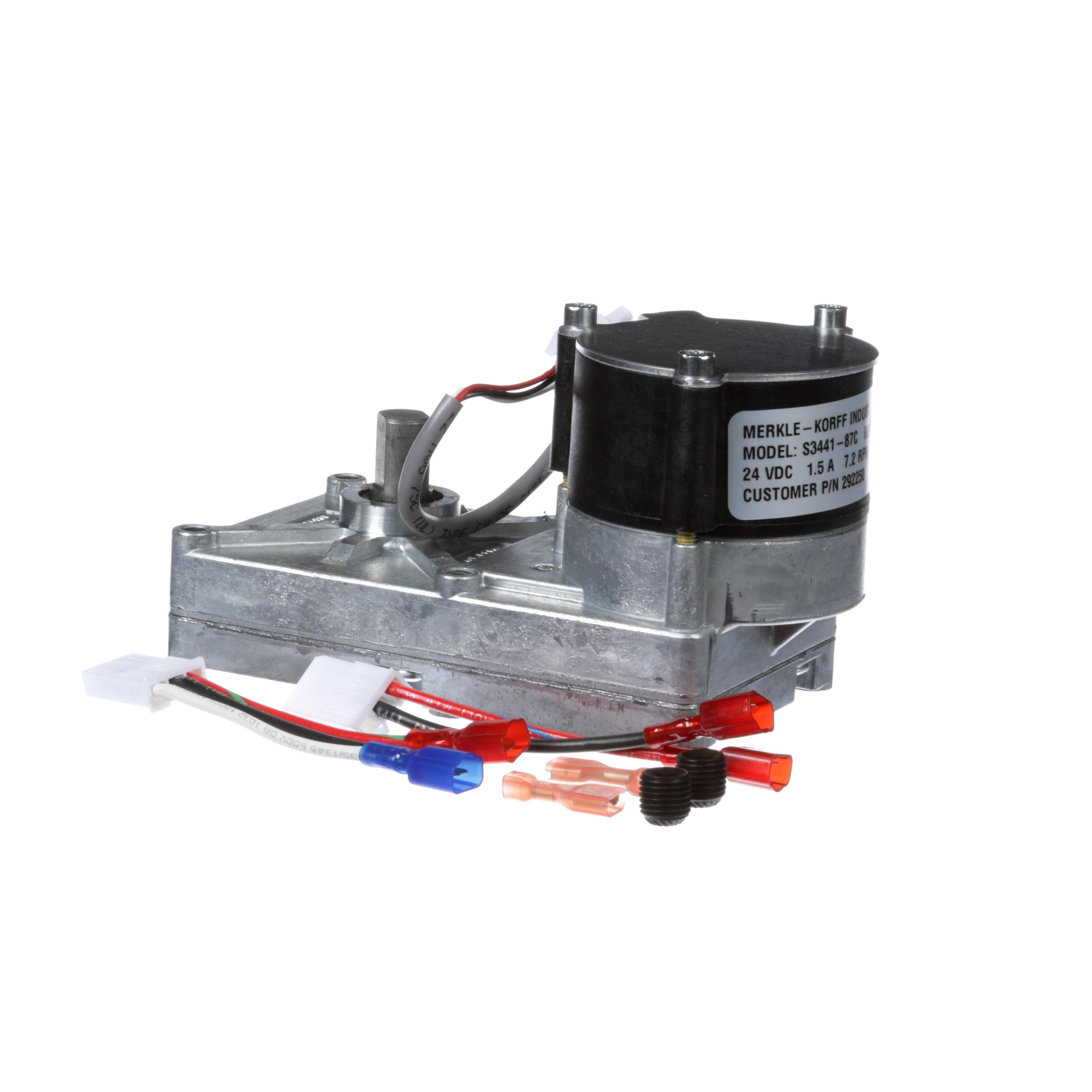 Automated Equipment Motor Drum Brushless Kit Part 292546