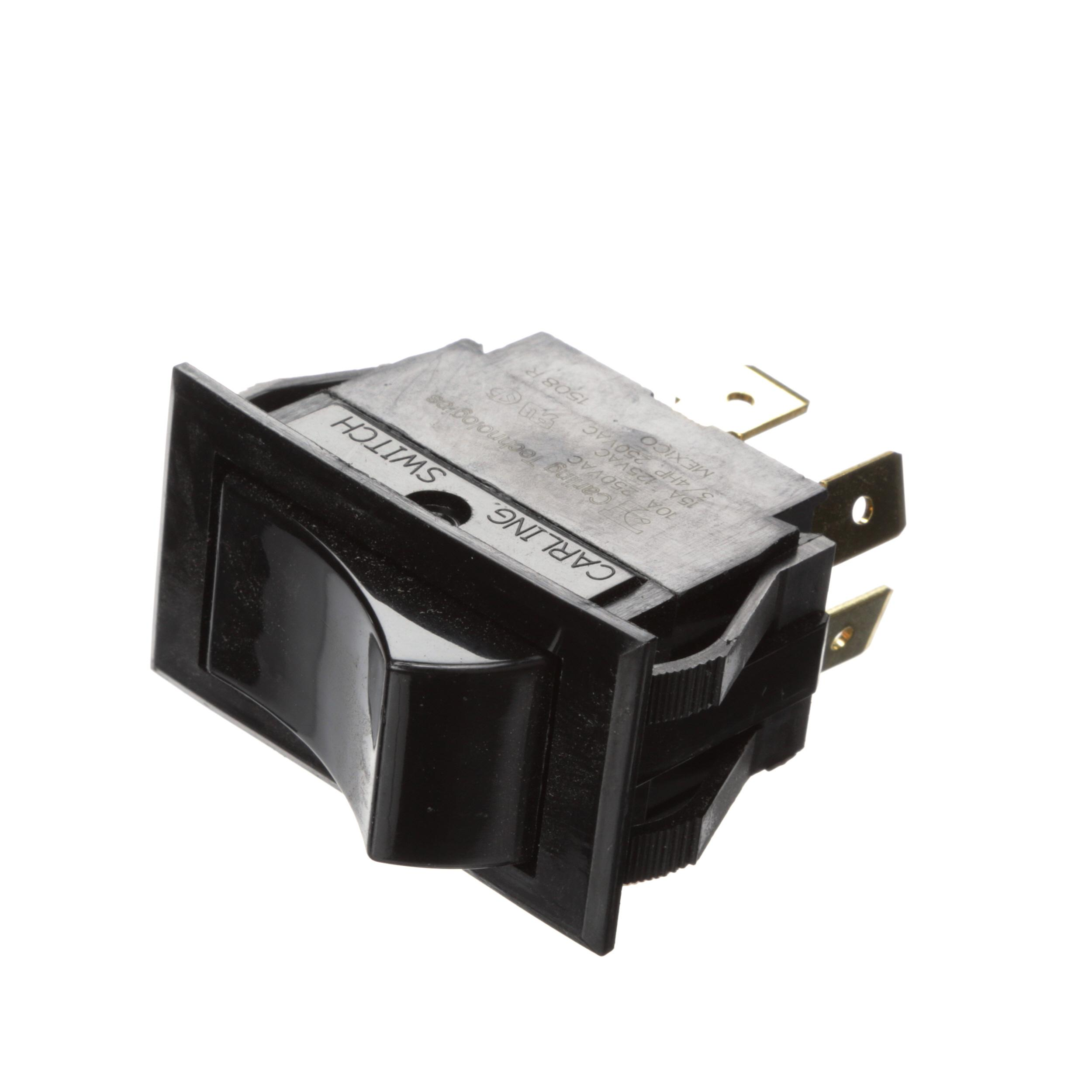 SOUTHBEND RANGE SWITCH, BLACK SMOOTHED(POWER)