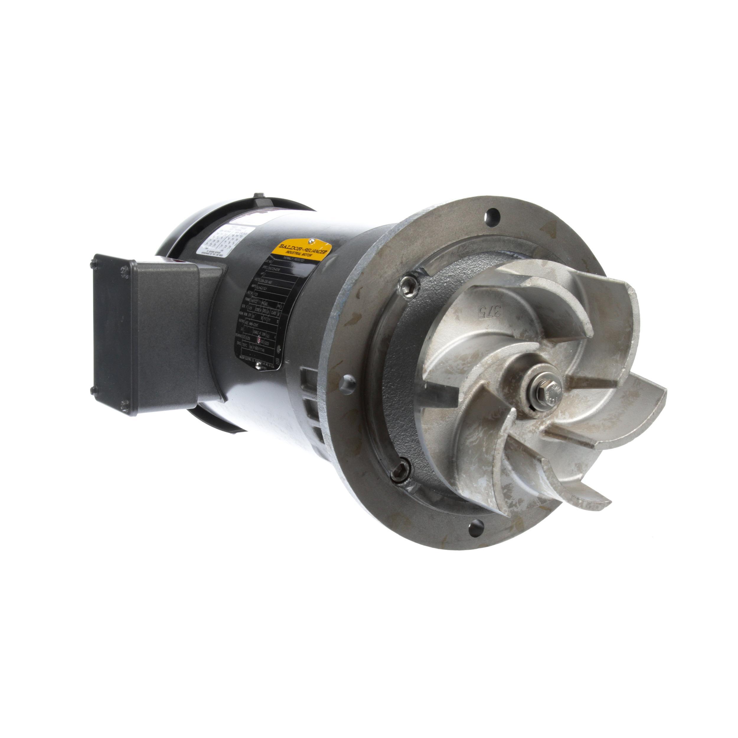 Stero Motor Impeller Part B102179