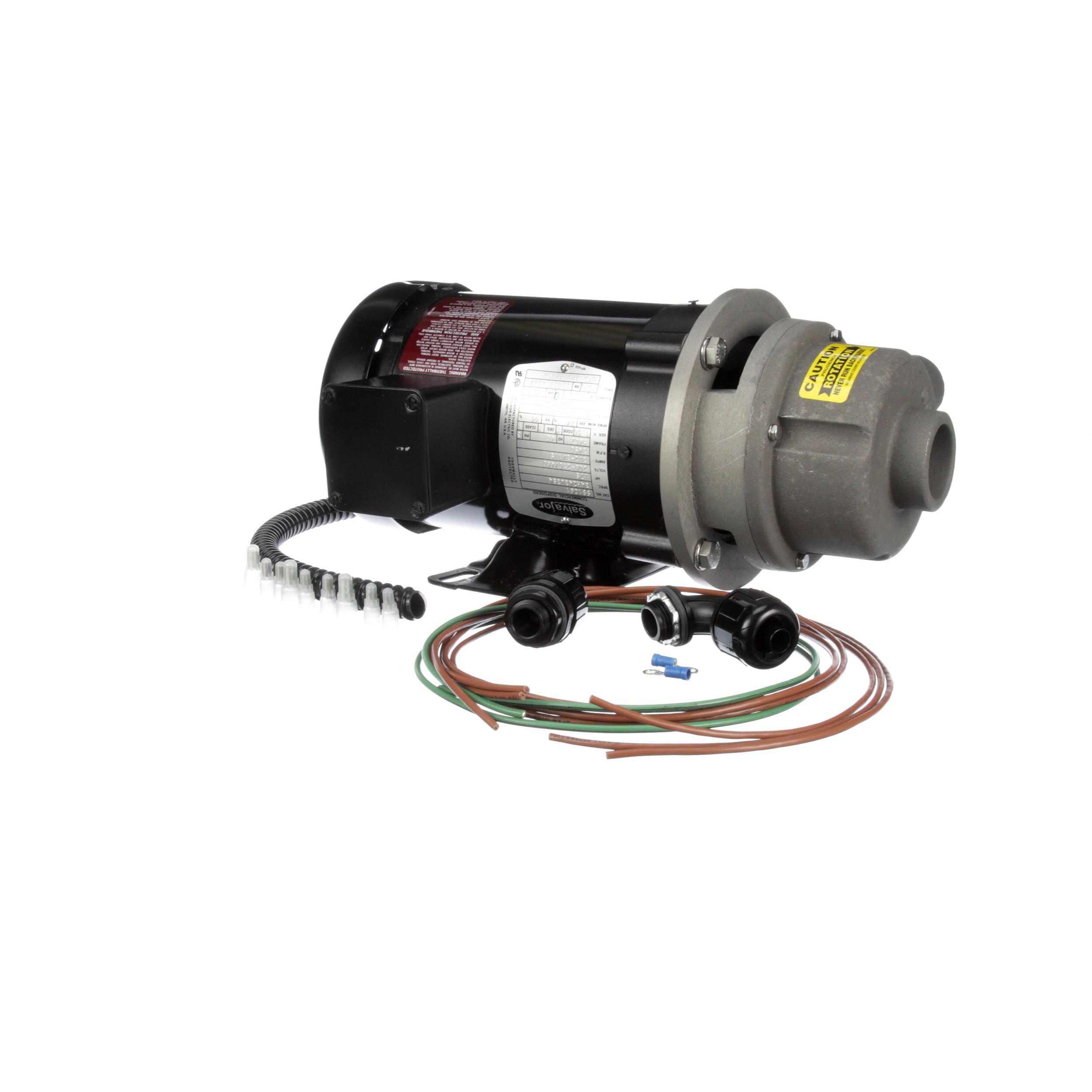SALVAJOR PUMP & MOTOR ASSEMBLY SM 460V 3 3/4 HP