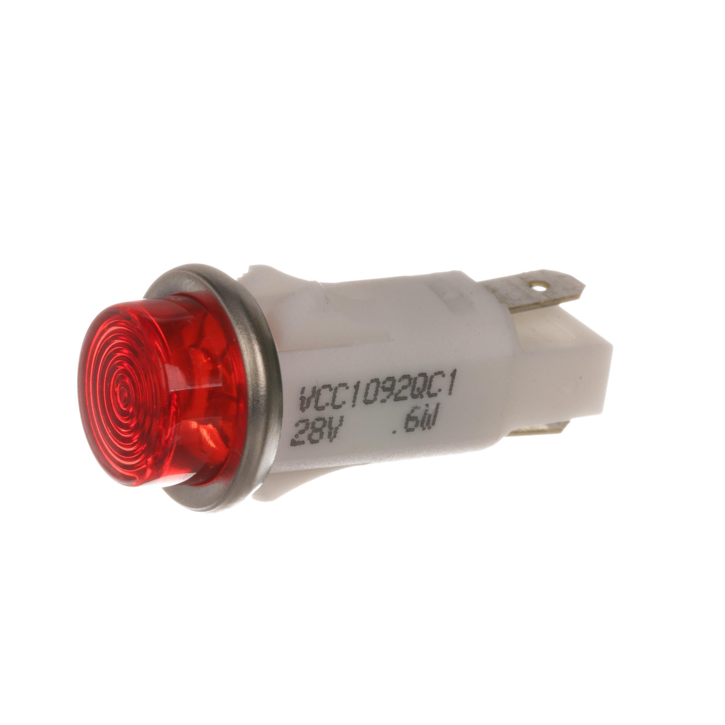 BLODGETT IND LIGHT RED 28V
