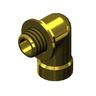 "T&S BRASS 3/4"" ELBOW"
