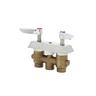 T&S BRASS DECK MOUNTED FAUCET
