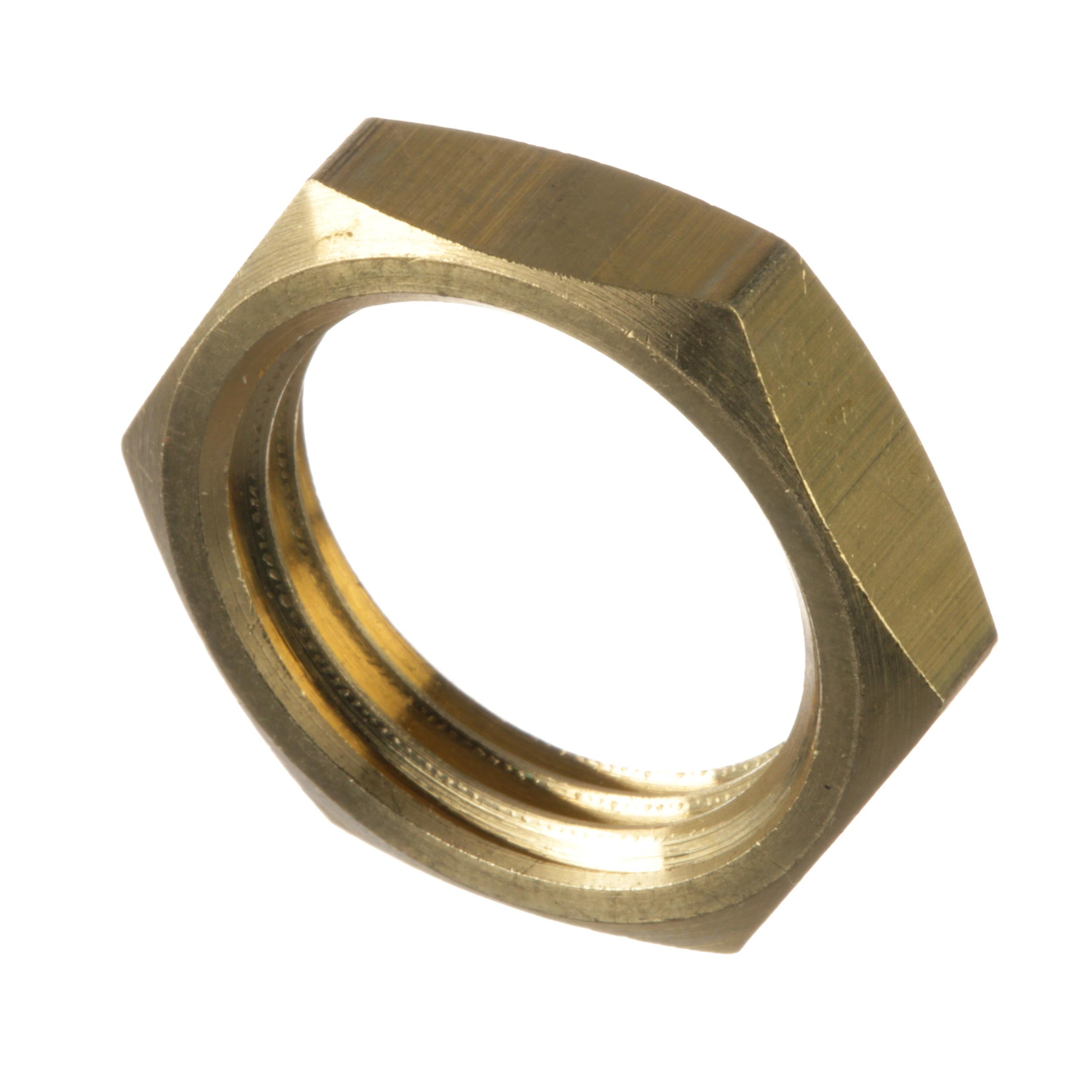 T&S BRASS LOCK NUT