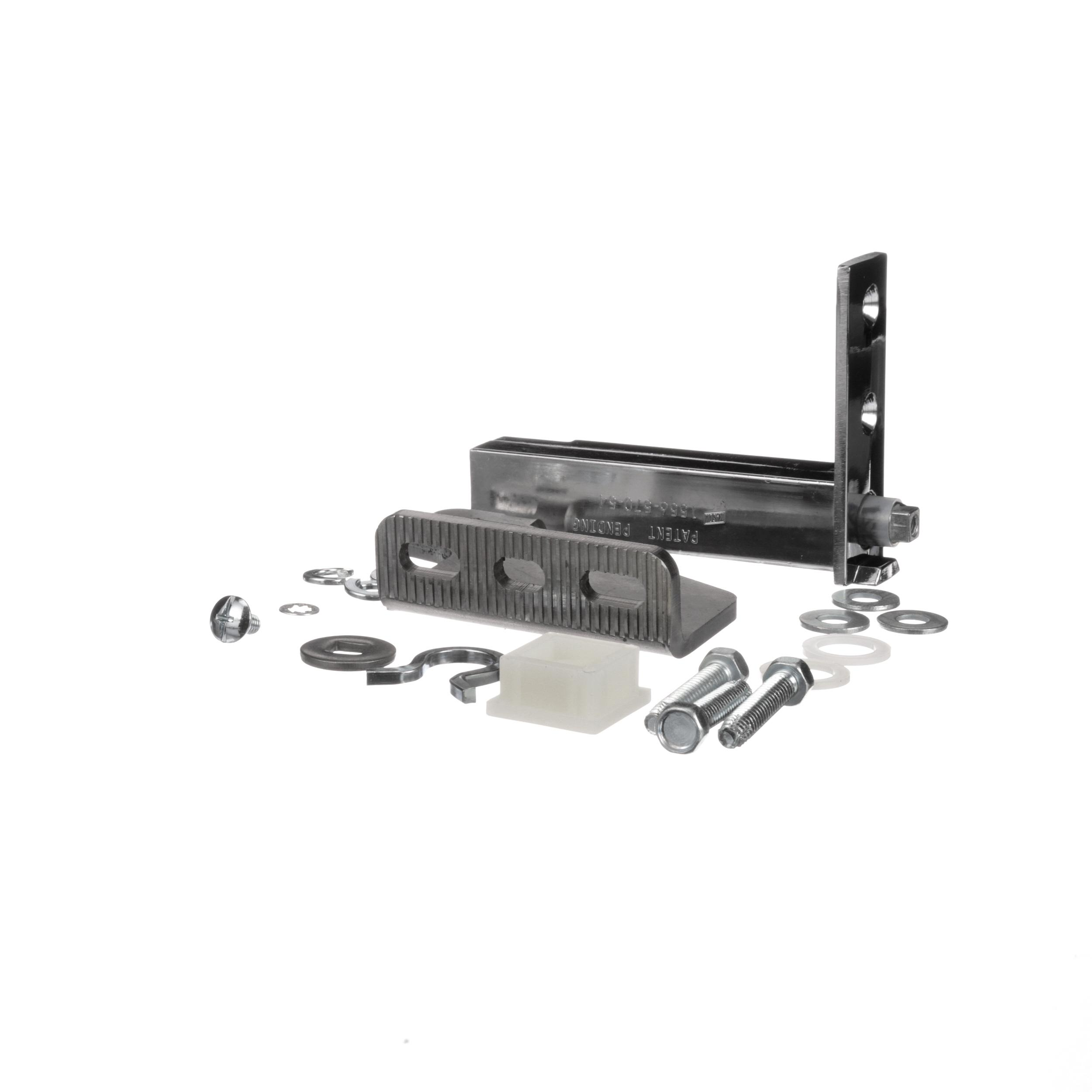 TRUE HINGE KIT, DOOR BTM LH