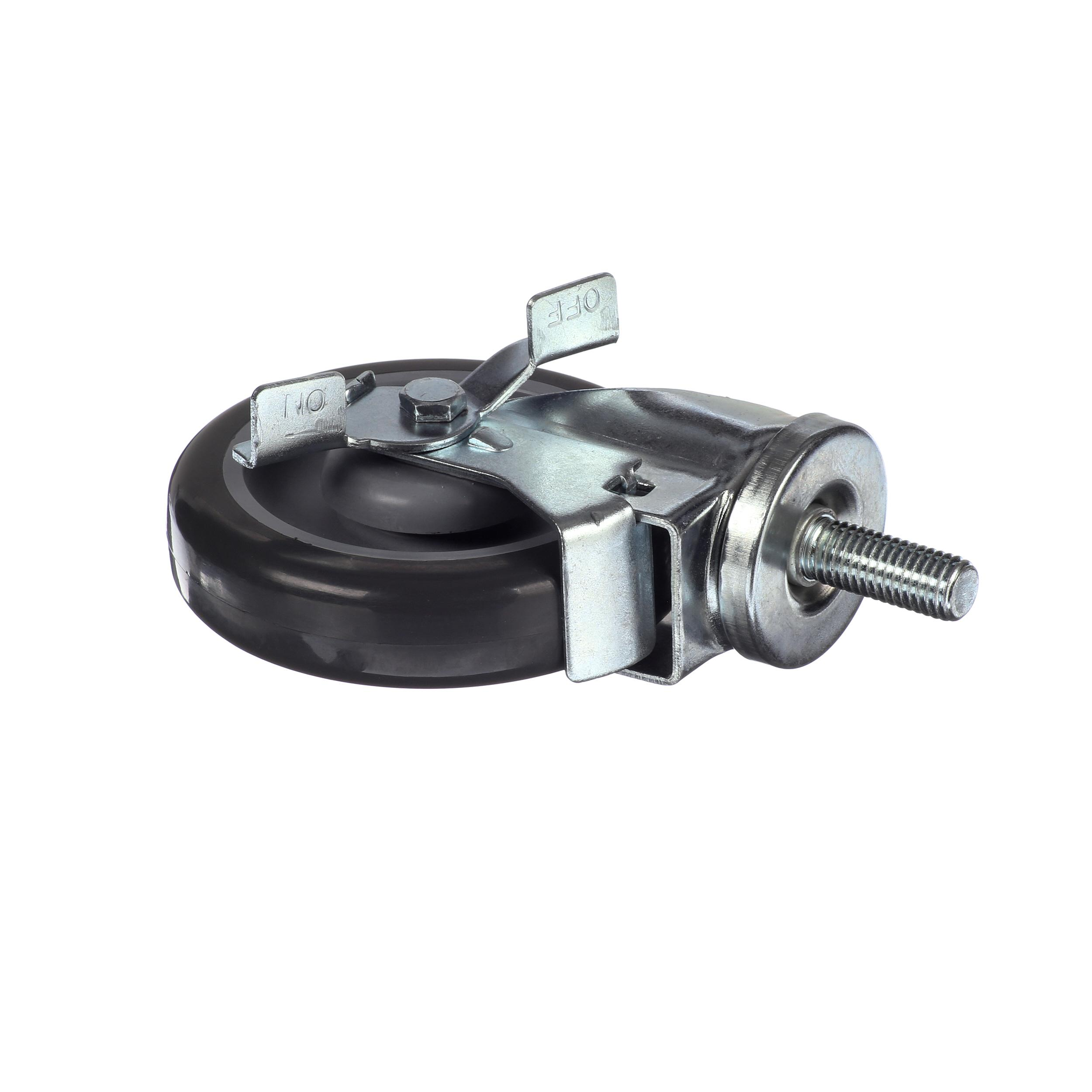 "WINSTON PRODUCTS CASTER 5"" STEM THREADED LOCK"