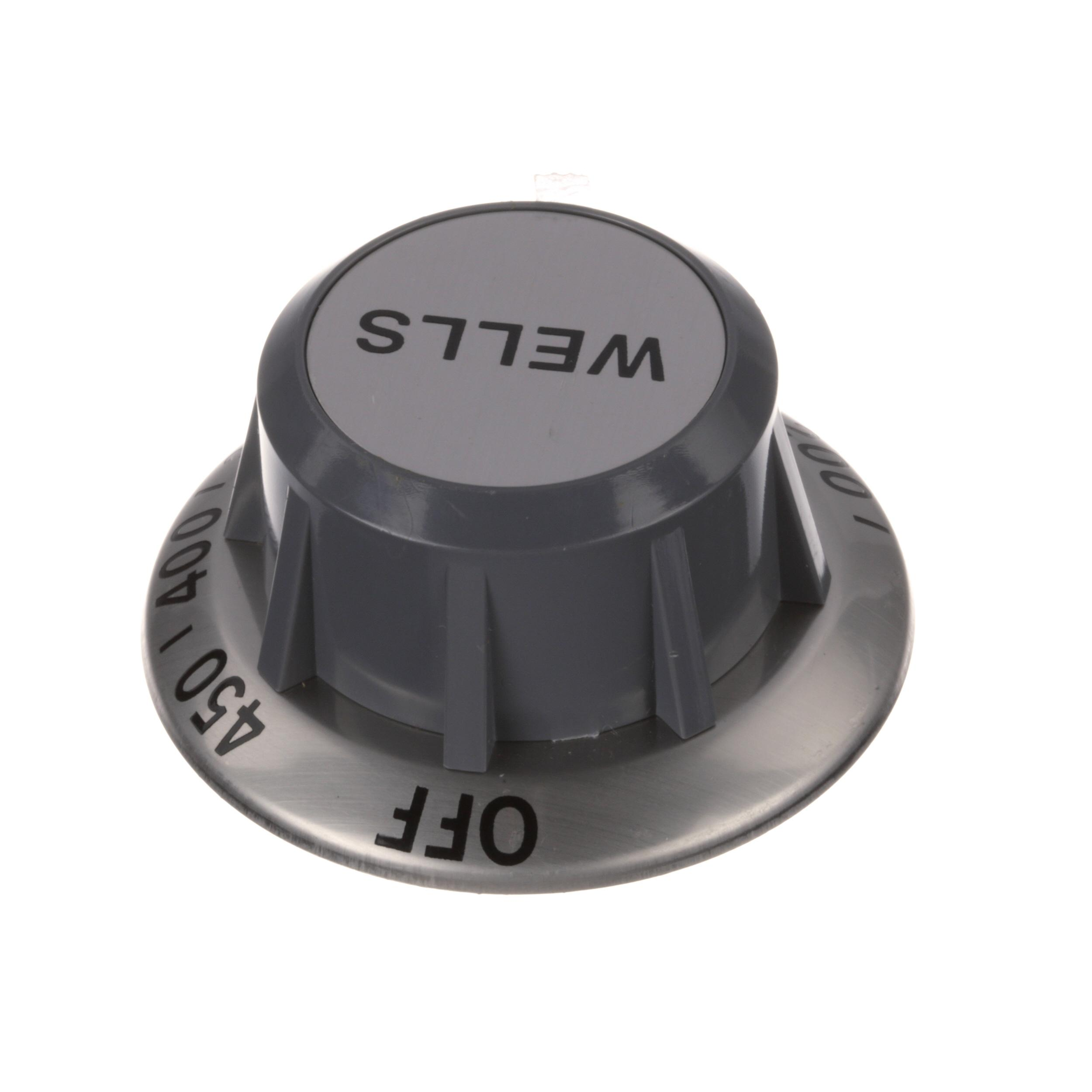 WELLS GRIDDLE T-STAT KNOB