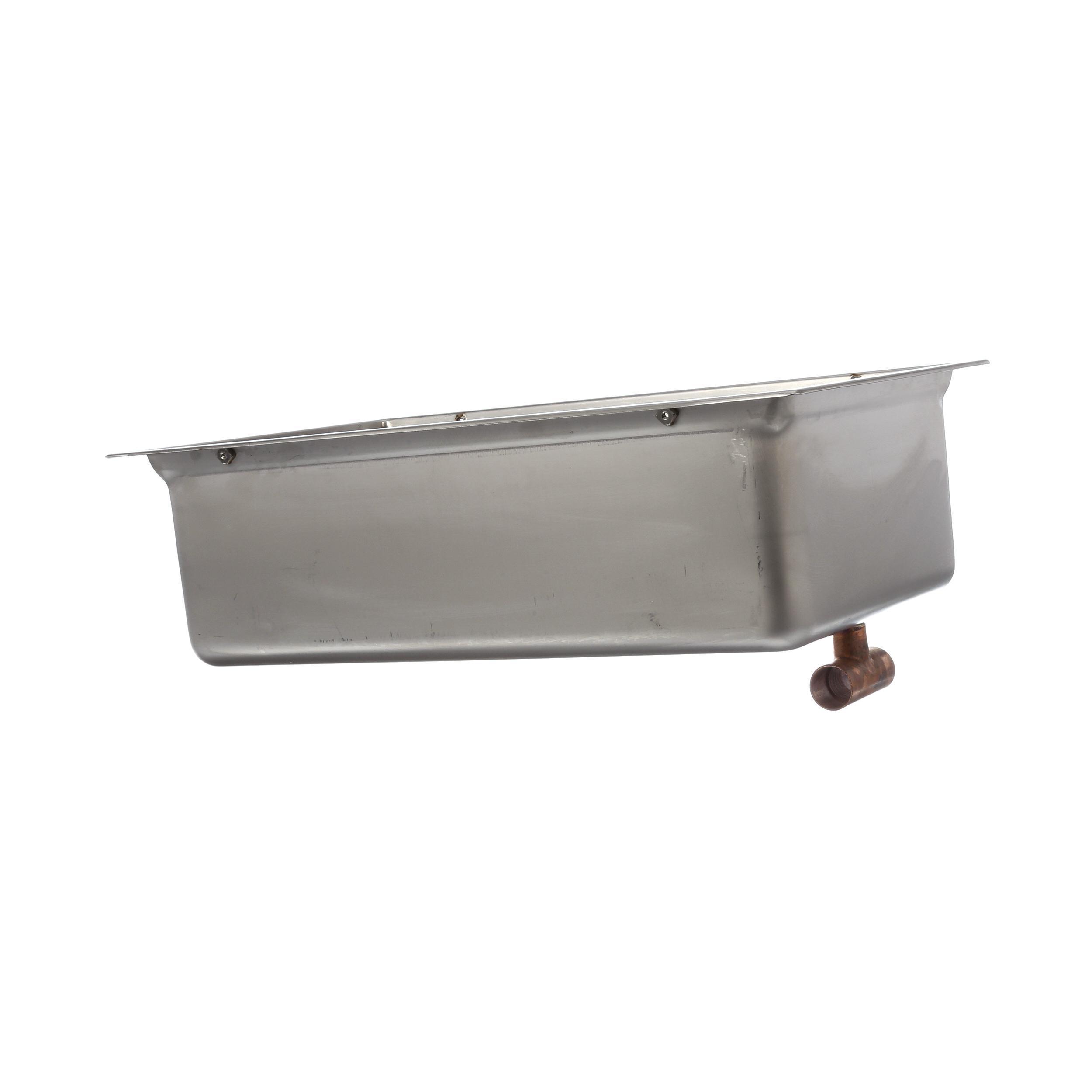 WELLS INSERT PAN W/T-DRAIN