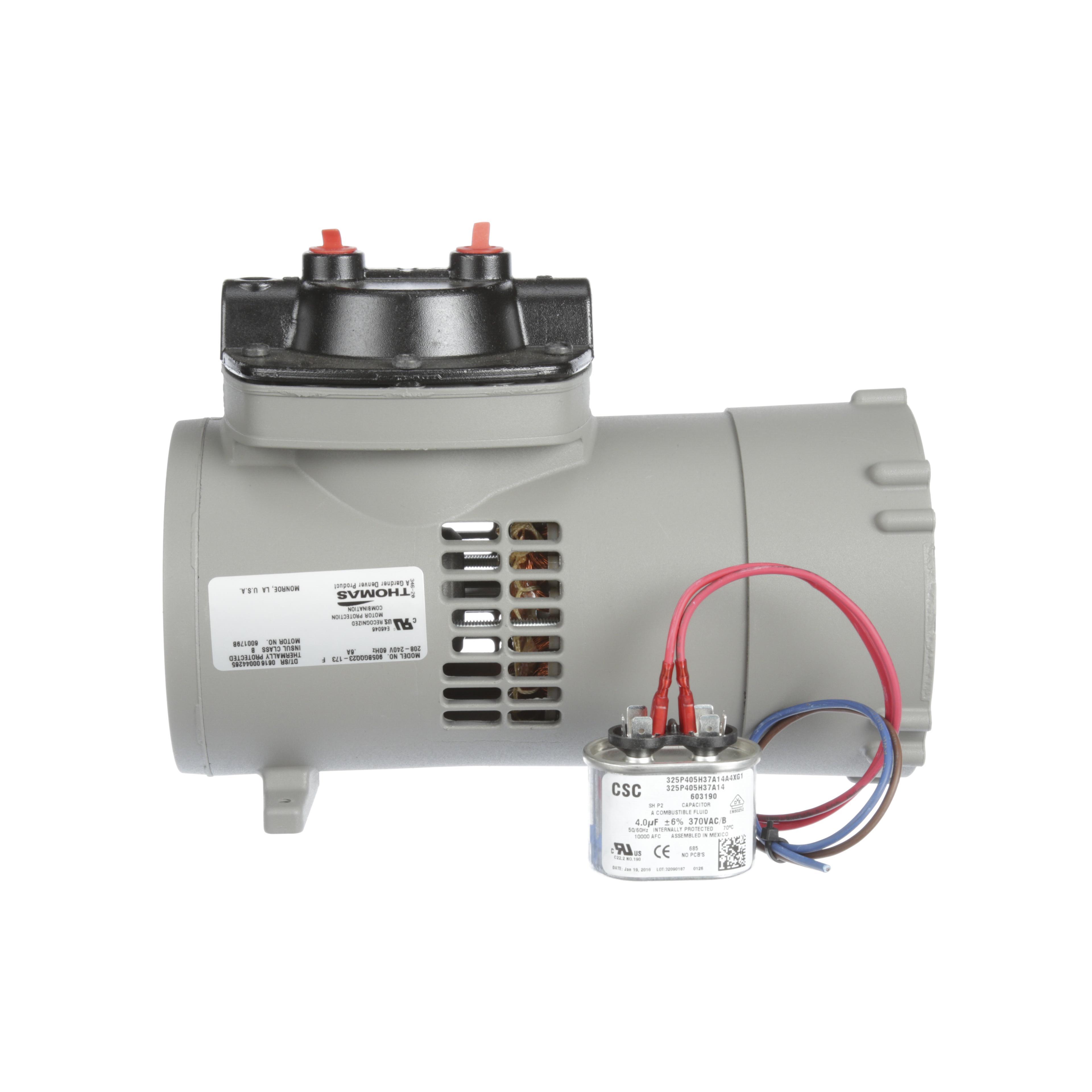 Accutemp Motor Vacuum Pump Part At1e 2703 1