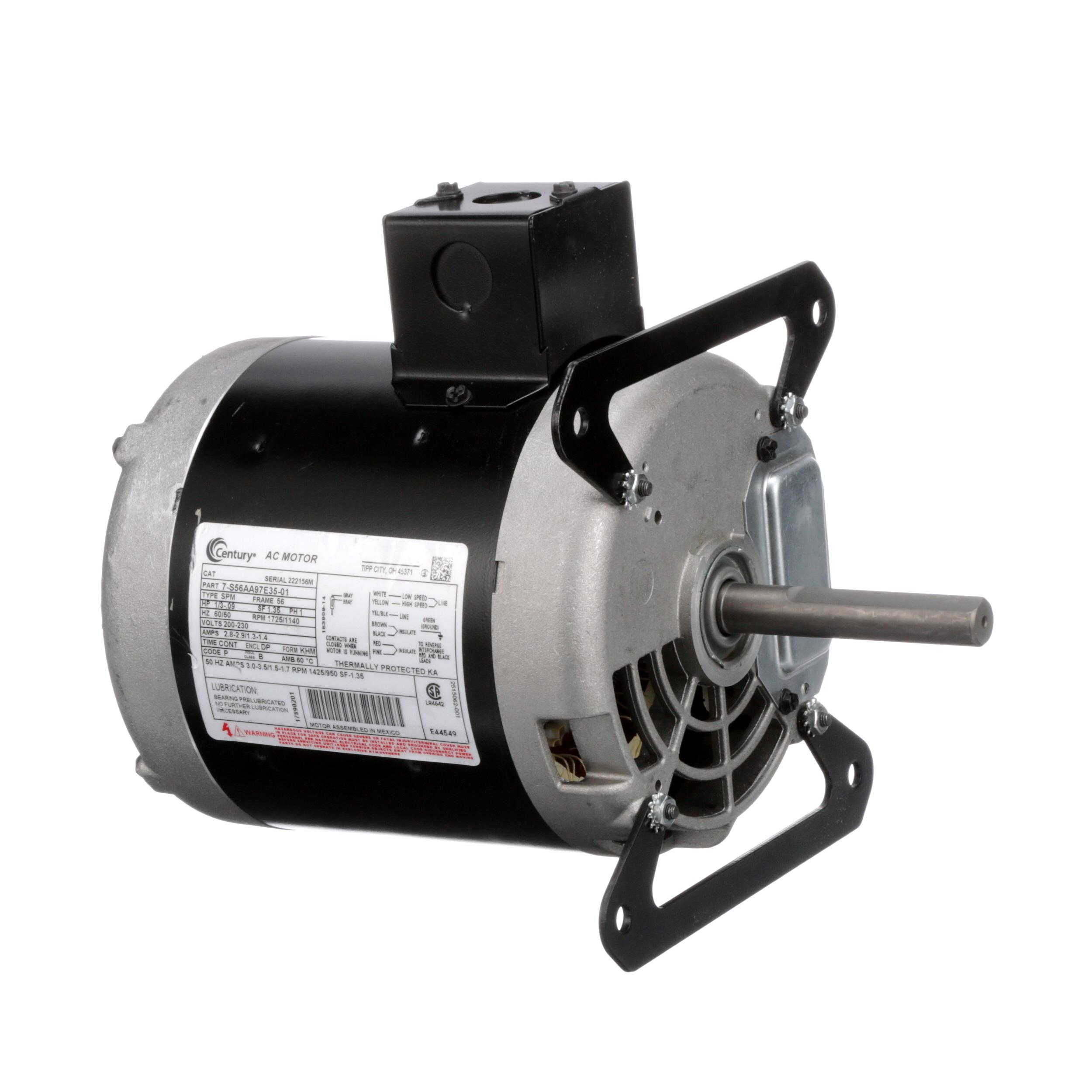 Bakers Pride Motor 208v 2spd Part M1569x
