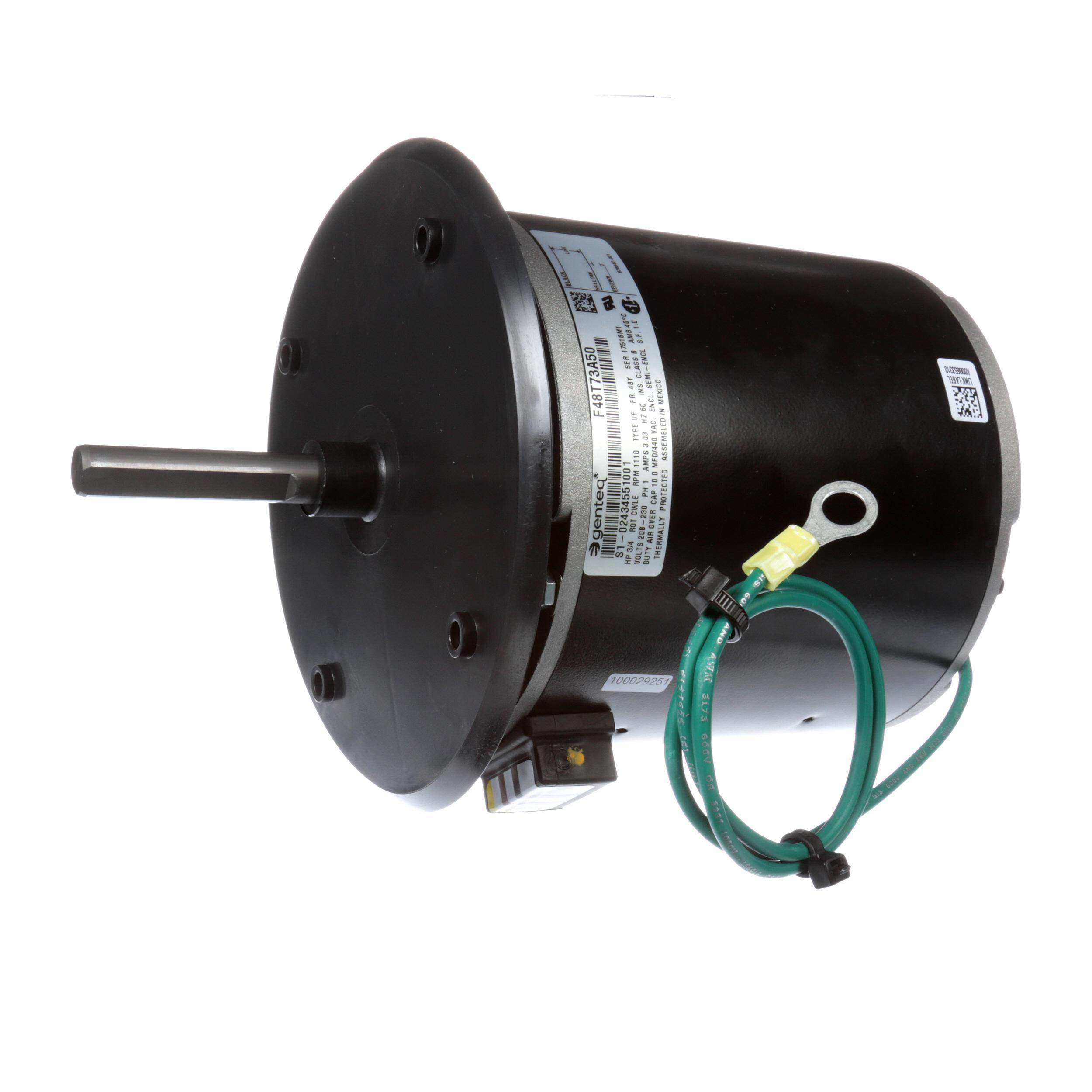York Cond Motor Part S1 02434551001