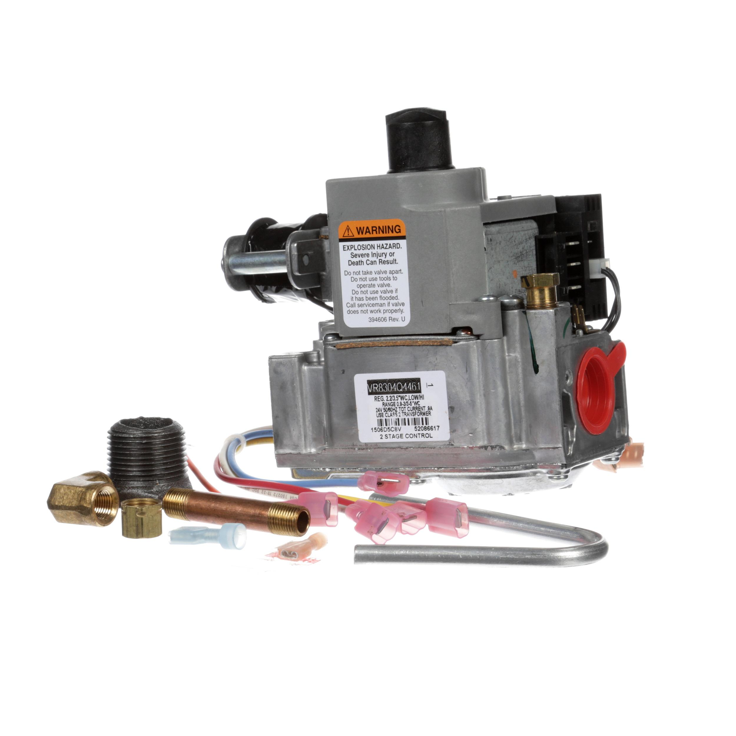 CLEVELAND KIT,REPLACEMENT,2-STAGE GAS VALVE,NAT