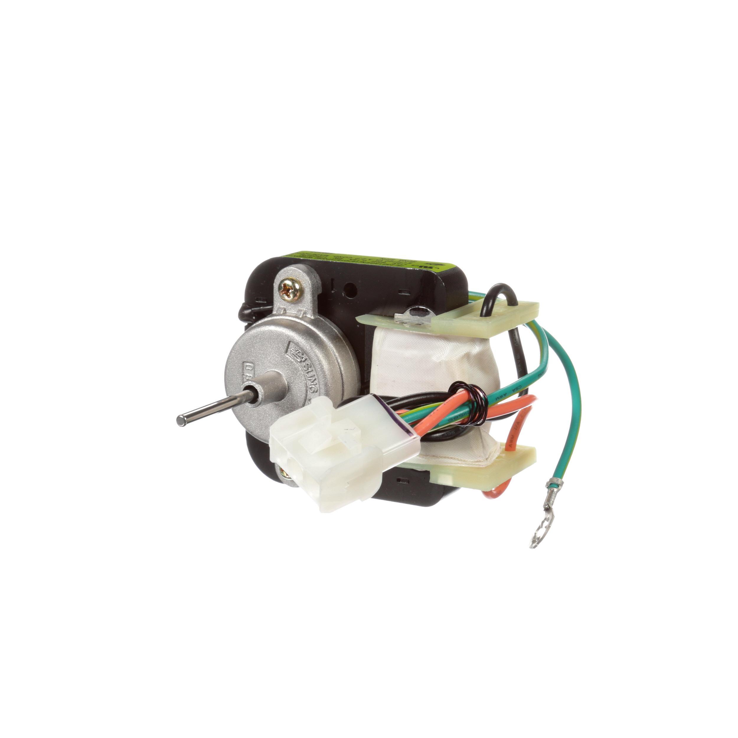 Ge cond fan motor part wr60x10220 for General electric fan motor