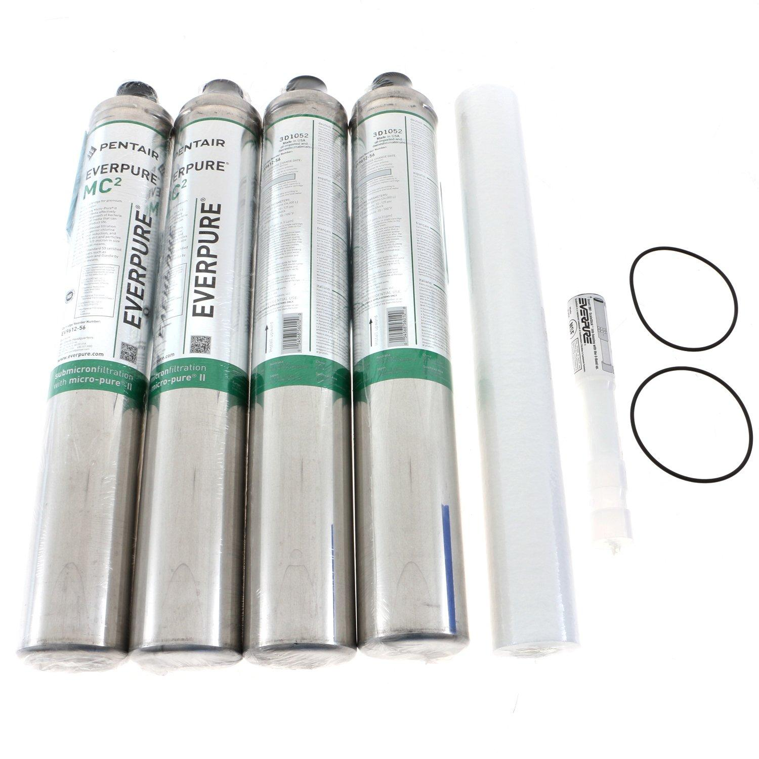 EVERPURE QUAD MC2 FILTER KIT
