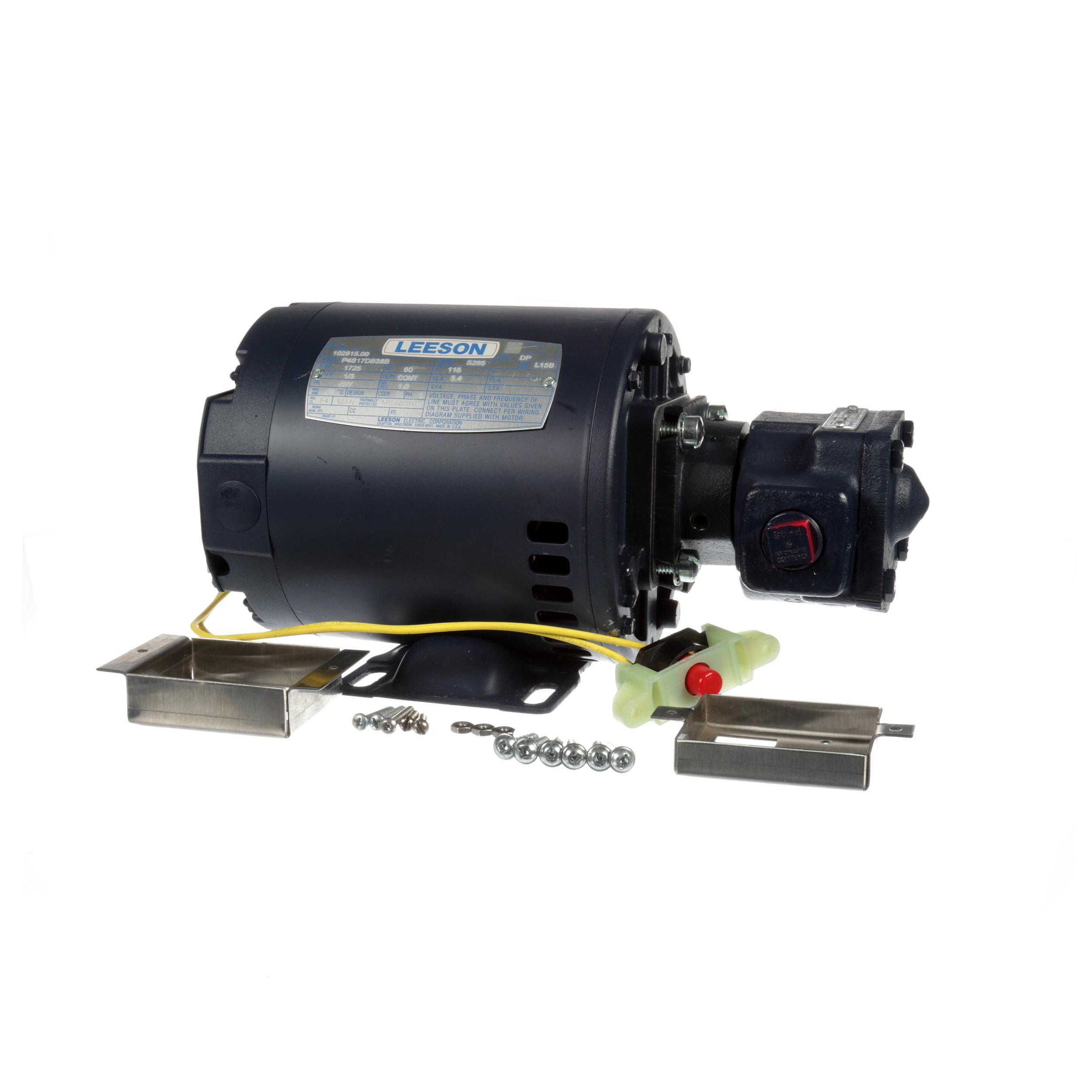 Keating Motor Pump Assy Part 038176