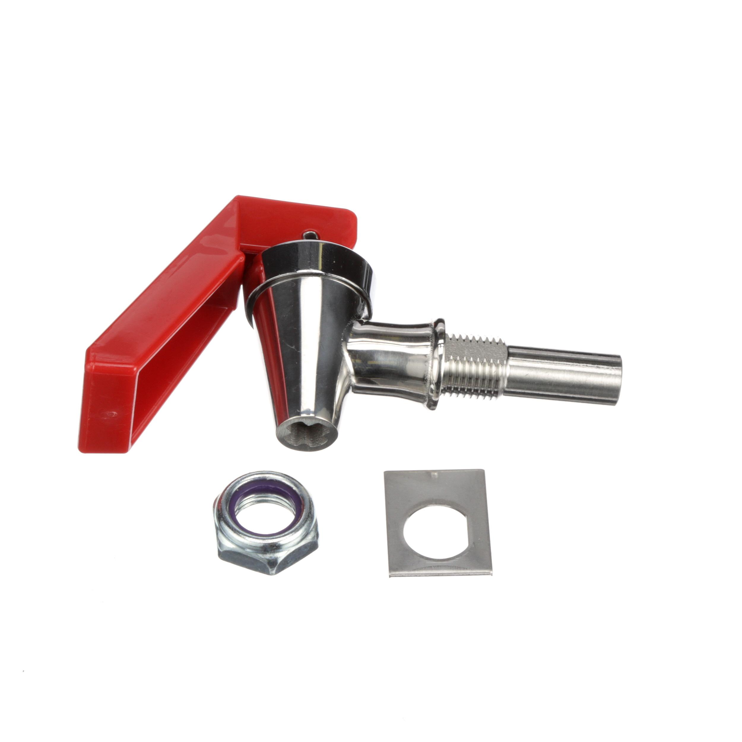 WILBUR CURTIS FAUCET KIT, HOT WATER