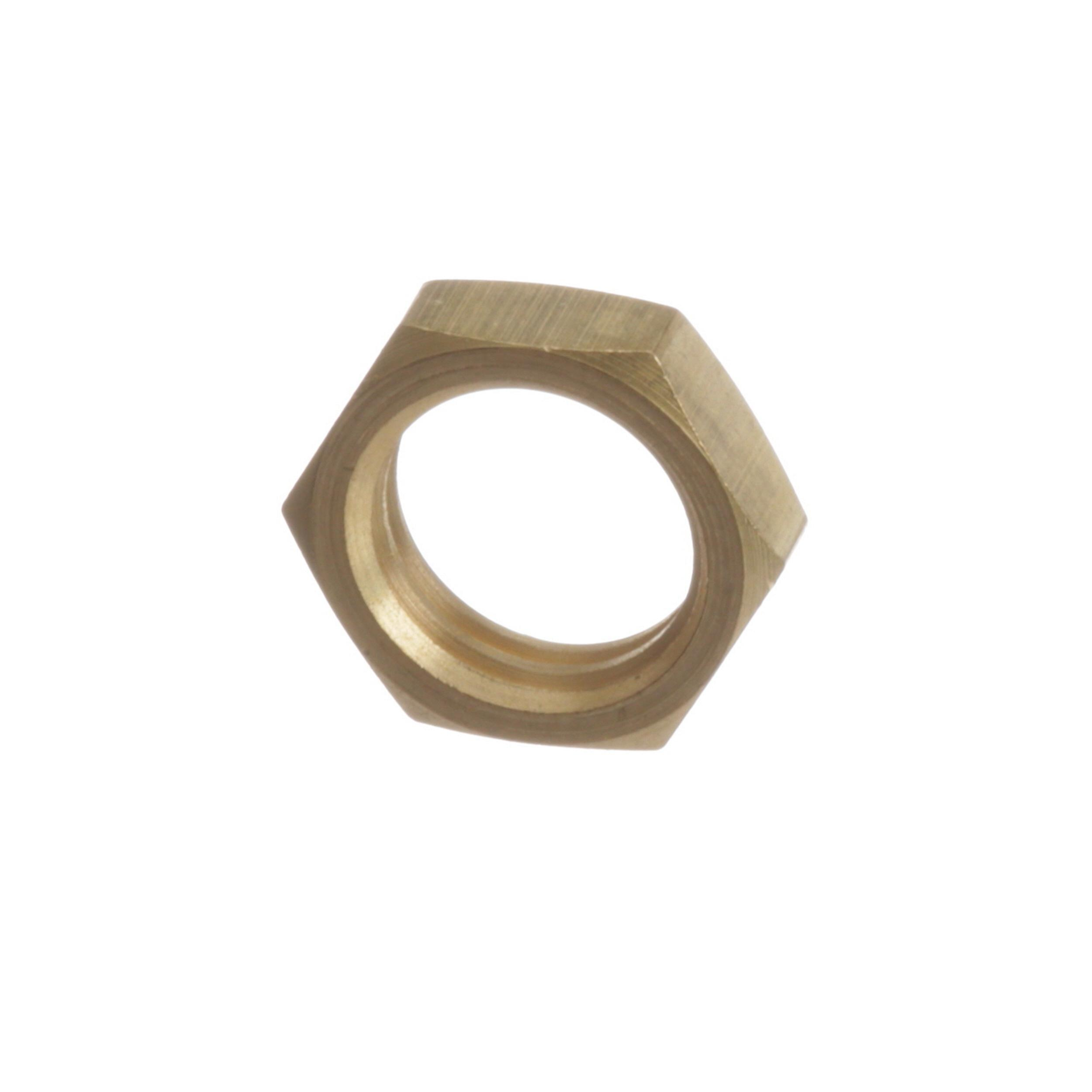 GARLAND M8 X 1 BRASS NUT