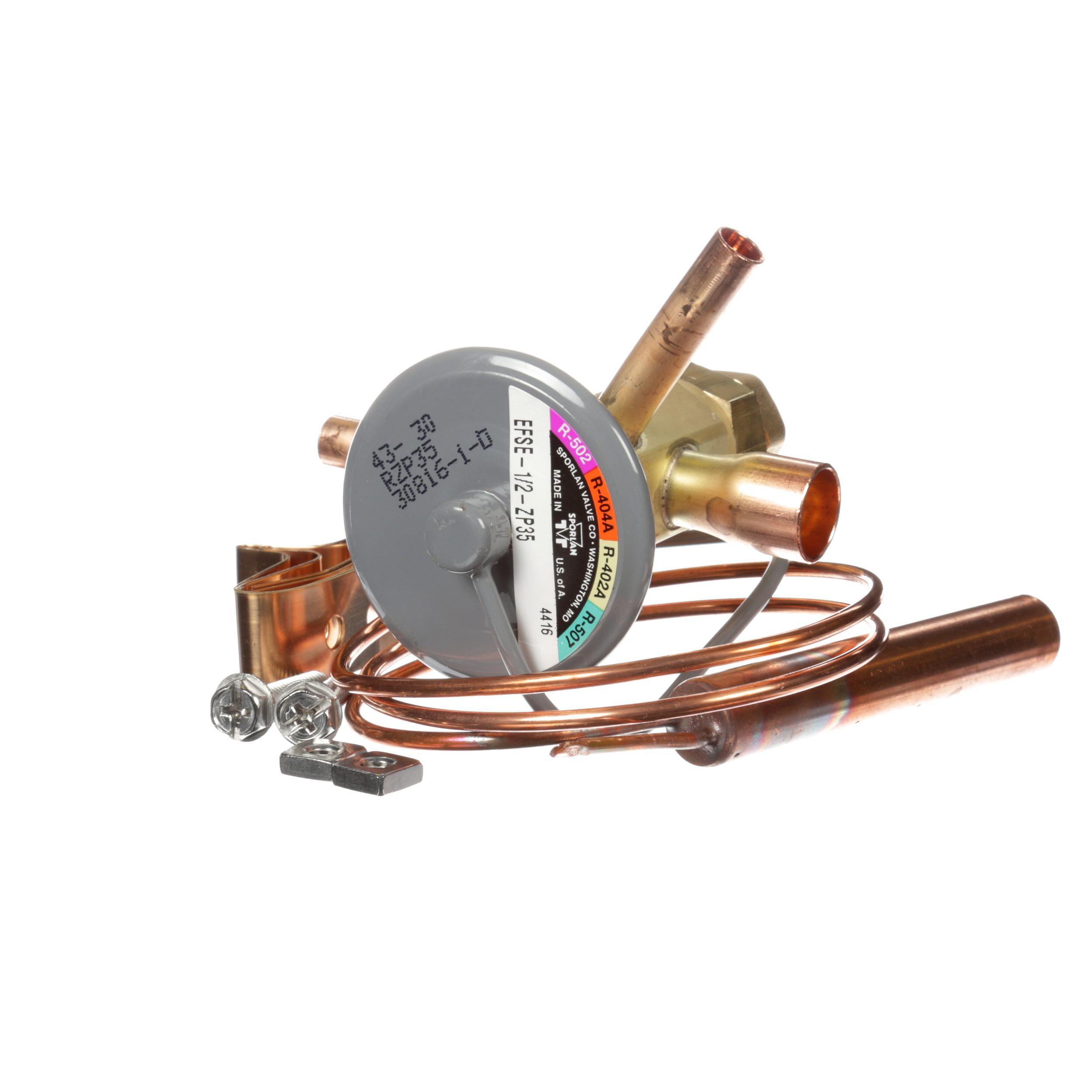 BEVERAGE-AIR EXP VALVE EFSE-1/2-ZP35 13PSI