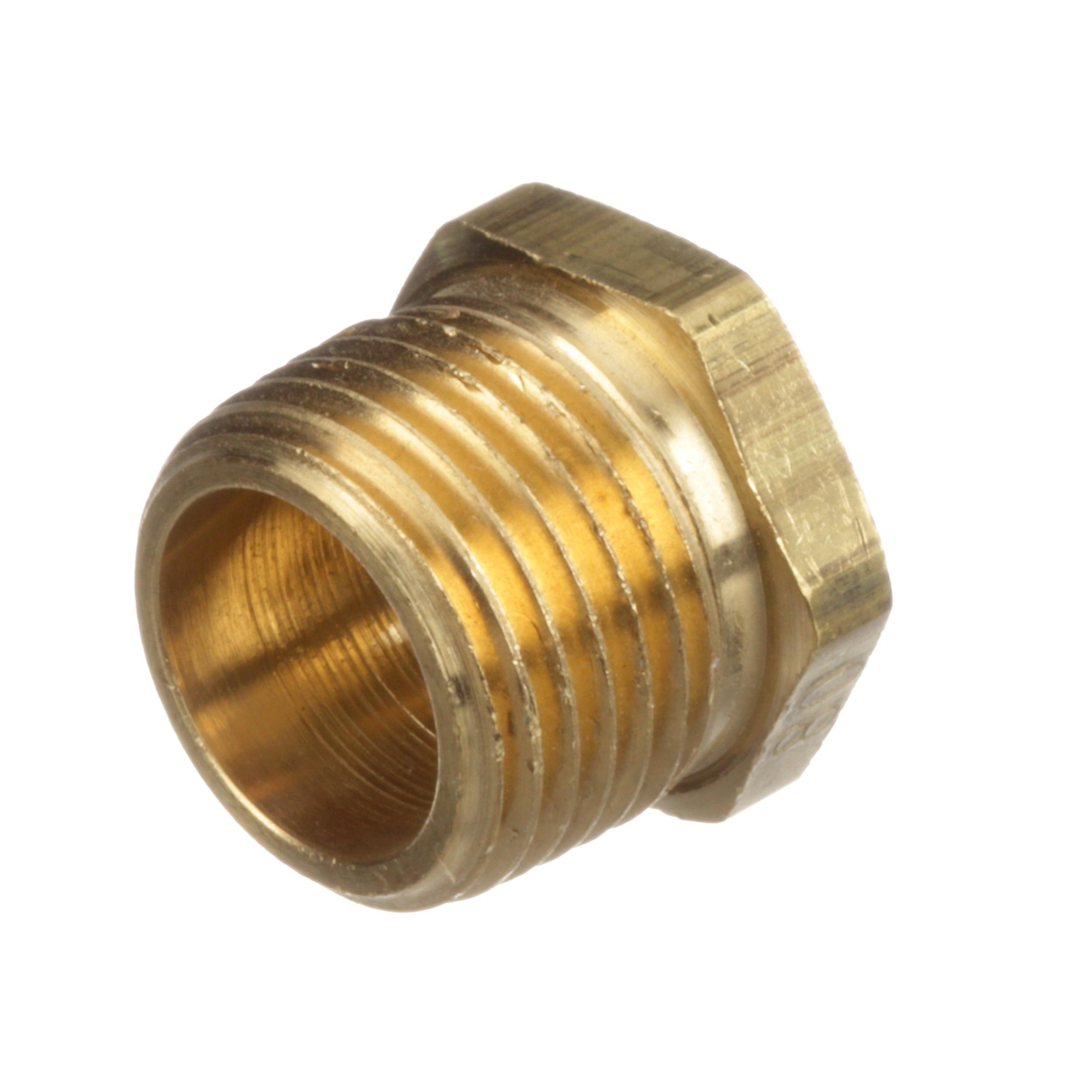 Intek brass reducing bushing part nt