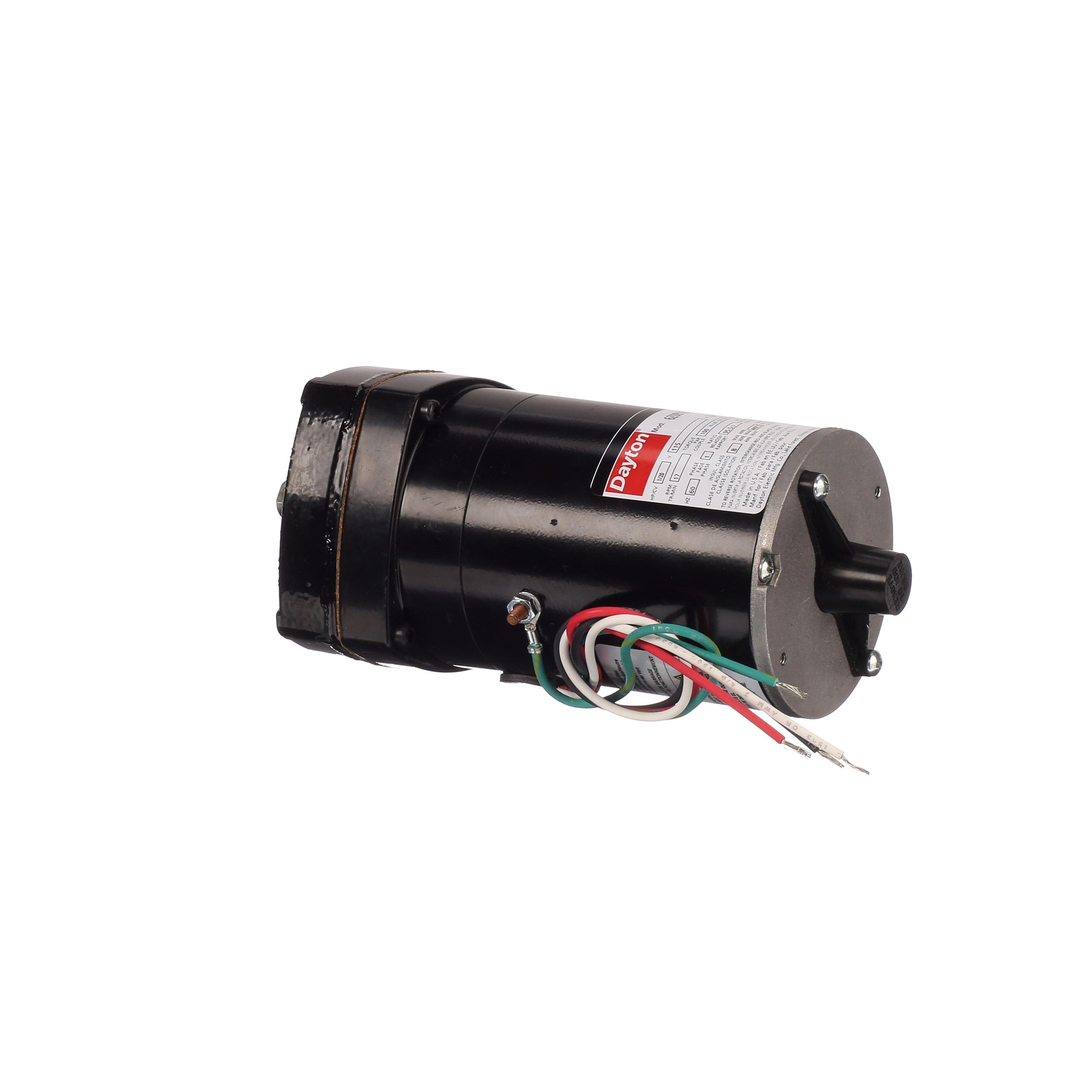 Baxter Gear Motor Rotate Part 01 1000v8 0049a