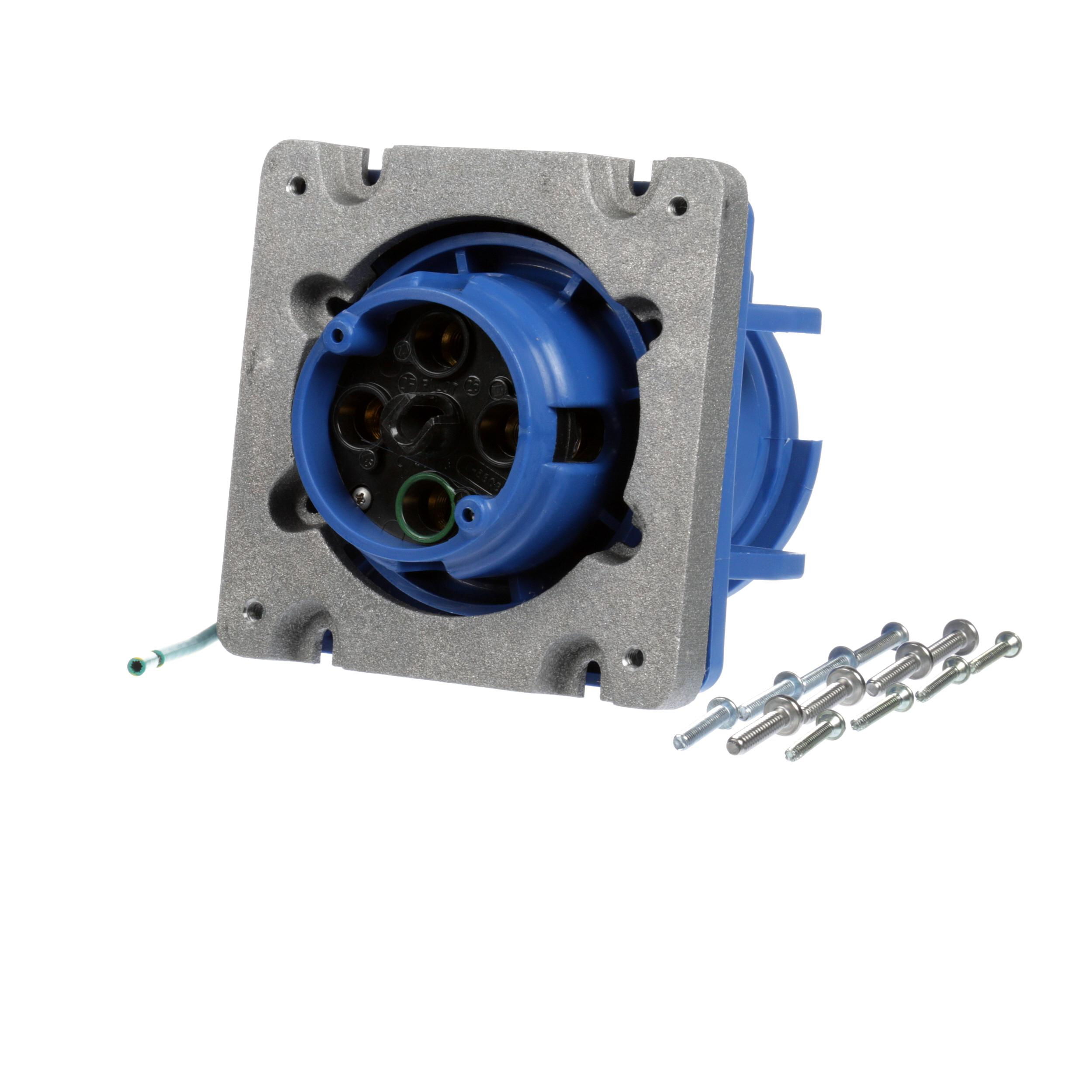 HUBBELL RECEPTACLE FEMALE 60 AMP