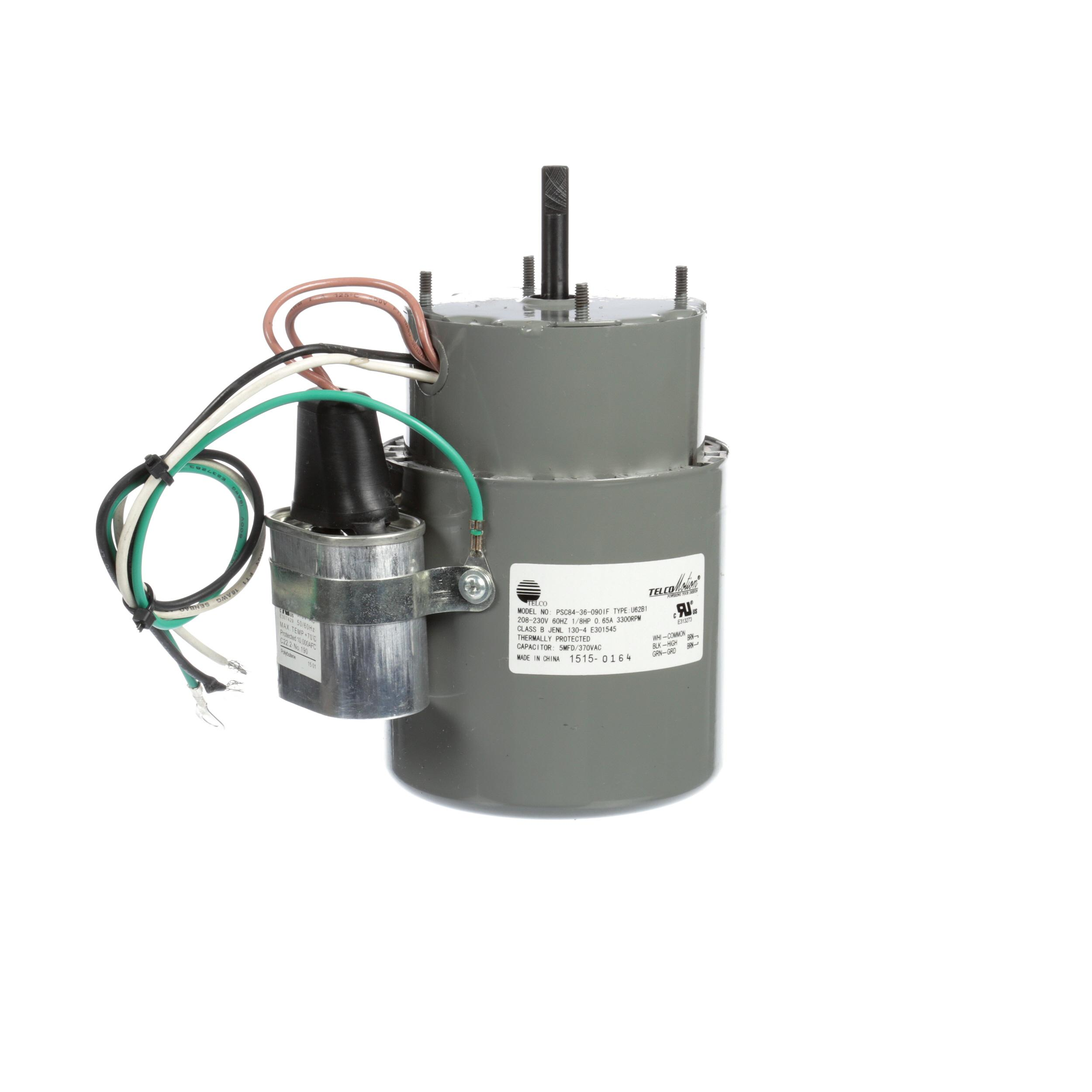 alliance motor with capacitor part 012p00102