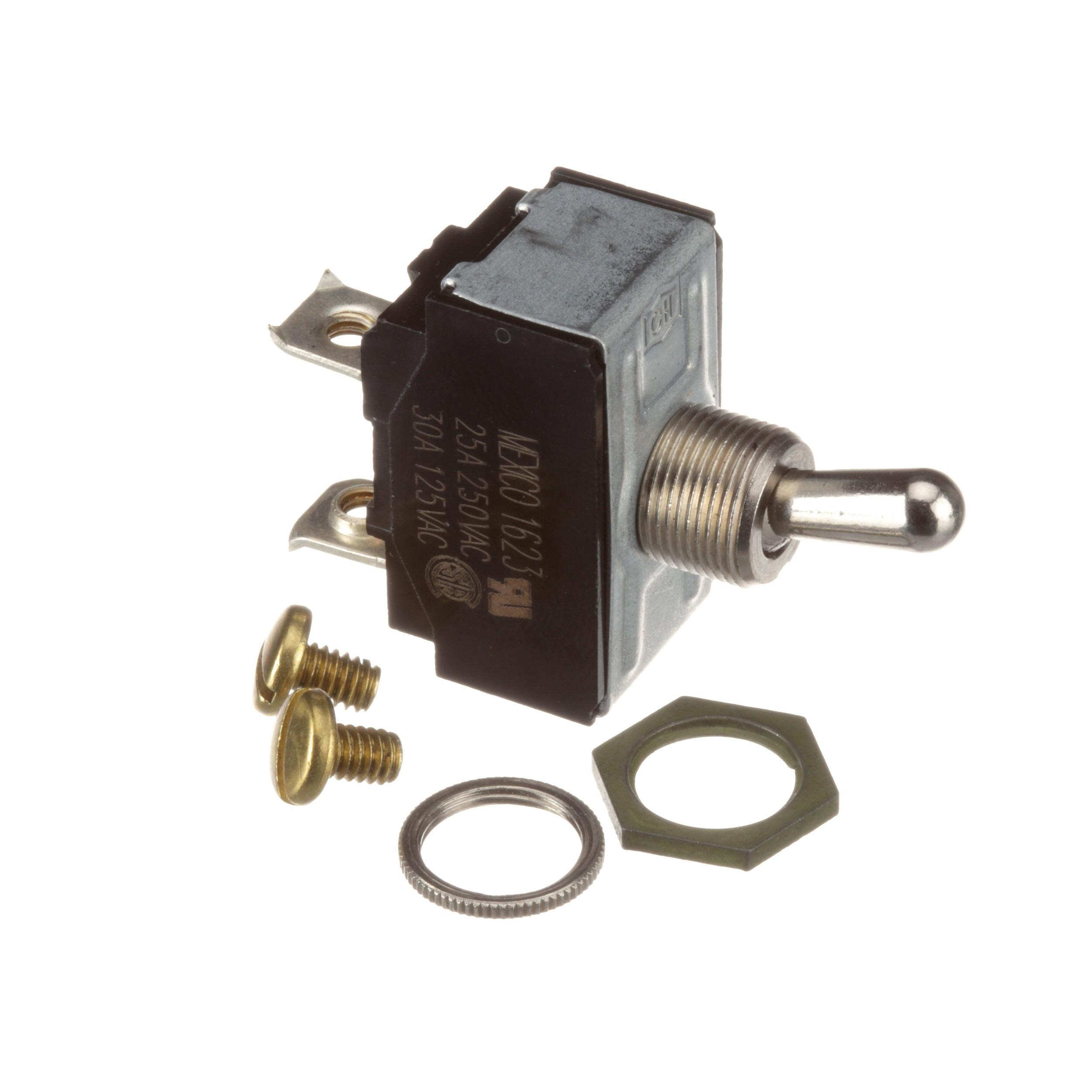 CARTER-HOFFMANN TOGGLE SWITCH